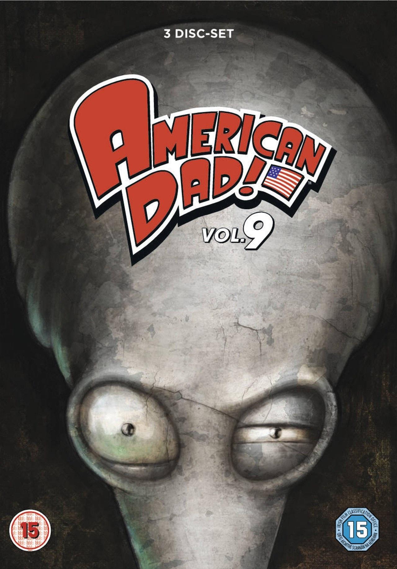 American Dad!: Volume 9 - 1