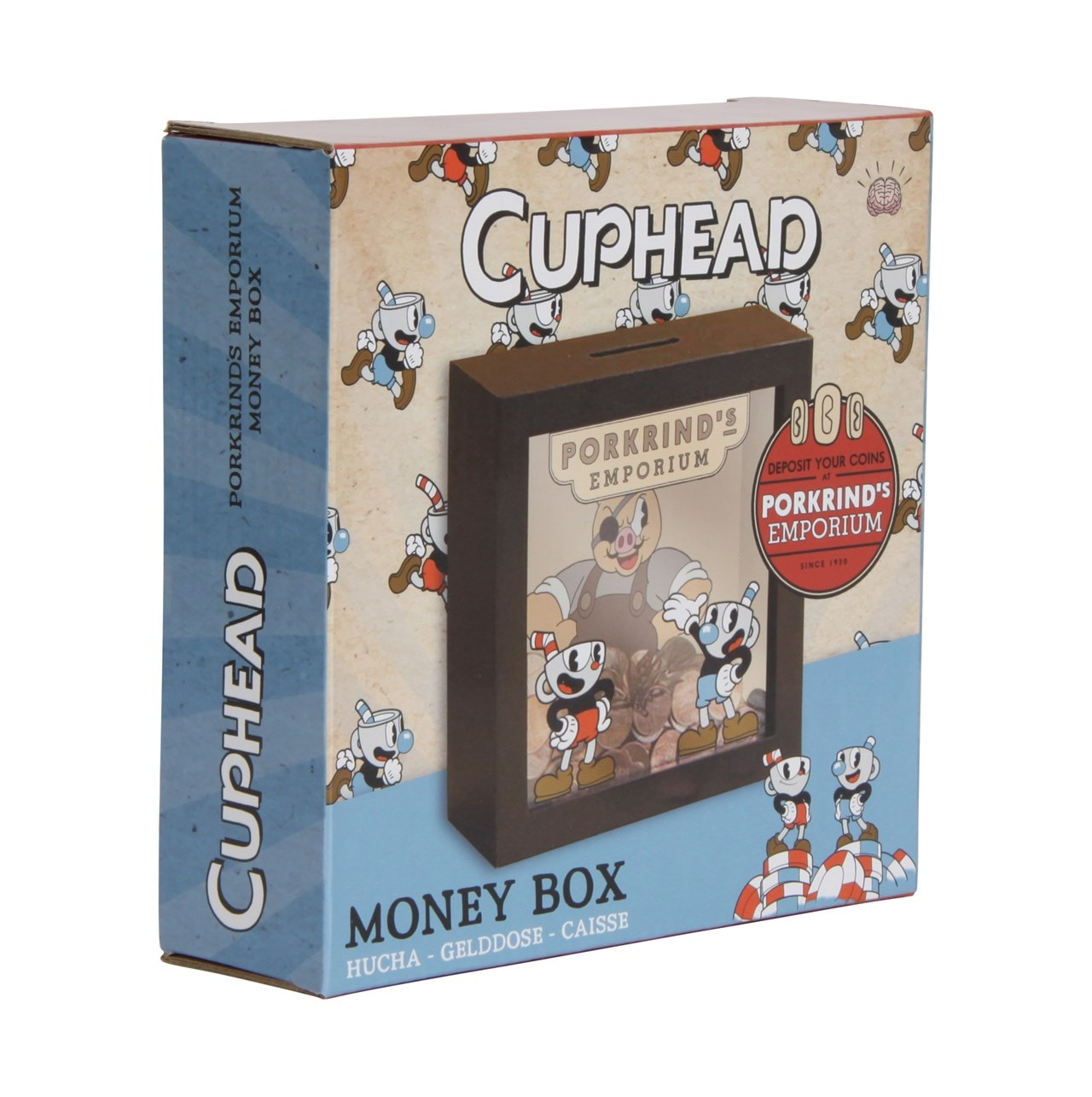 Cuphead Money Box - 3