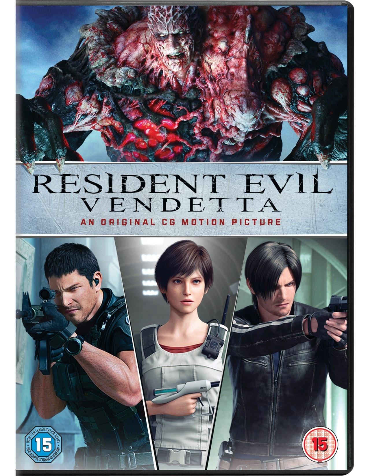 Resident Evil: Vendetta - 1