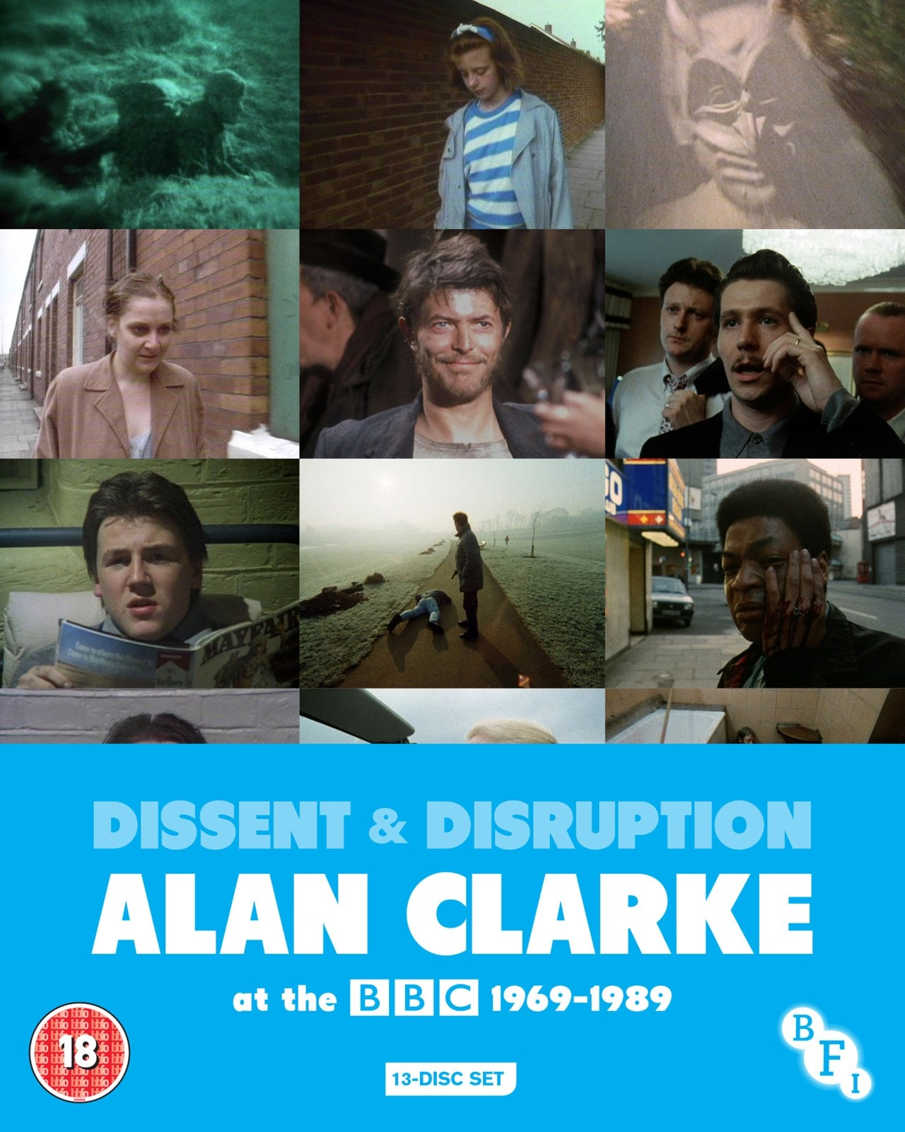 Dissent and Disruption - Alan Clarke at the BBC 1969-1989 - 1