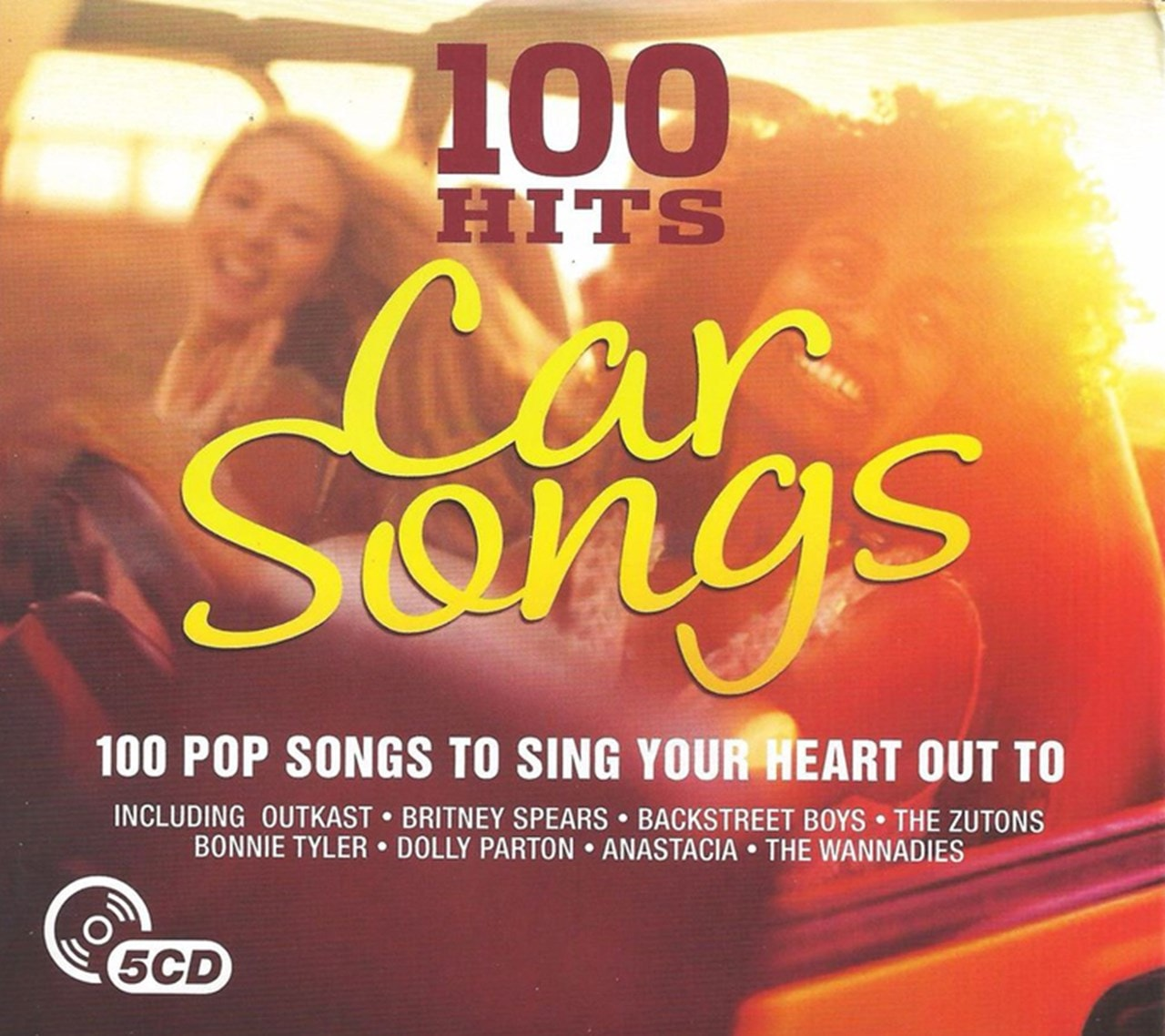 100 Hits: Car Songs - 1