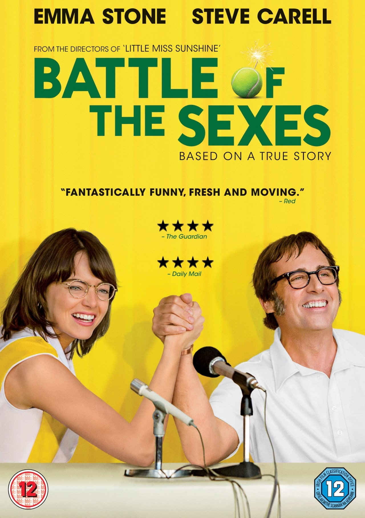Battle of the Sexes - 1