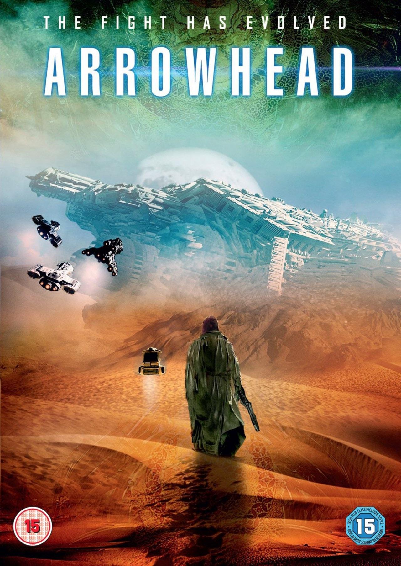 Arrowhead - 1