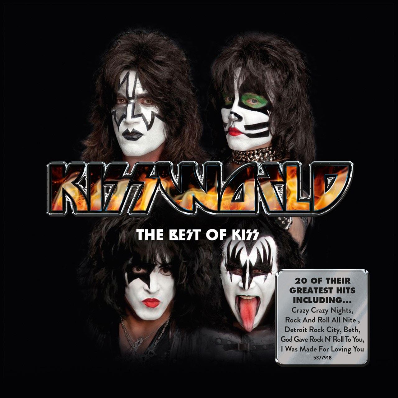 KISSWORLD: The Best of KISS - 1