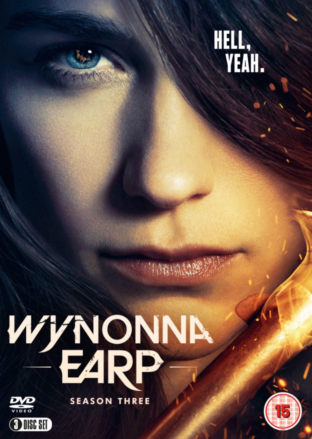 Wynonna Earp: Season 3 - 1