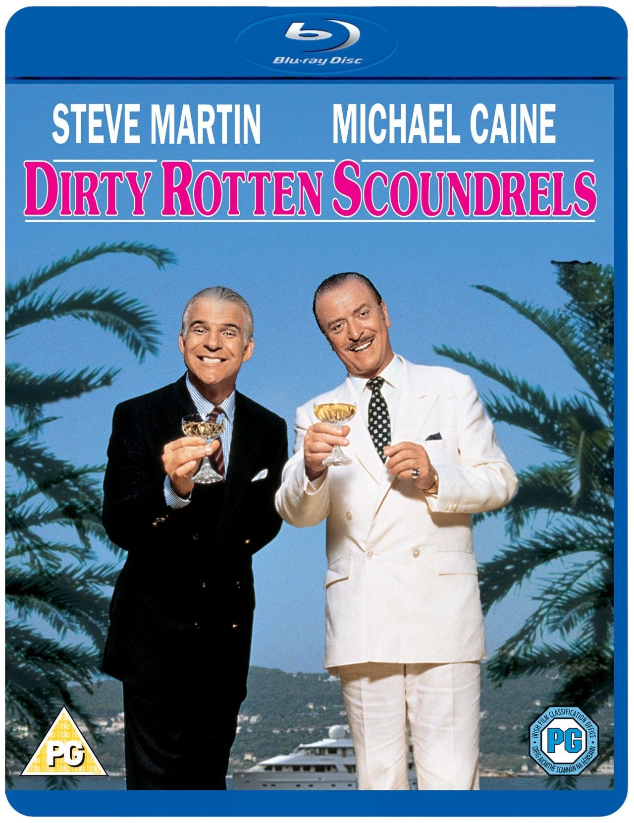 Dirty Rotten Scoundrels - 1