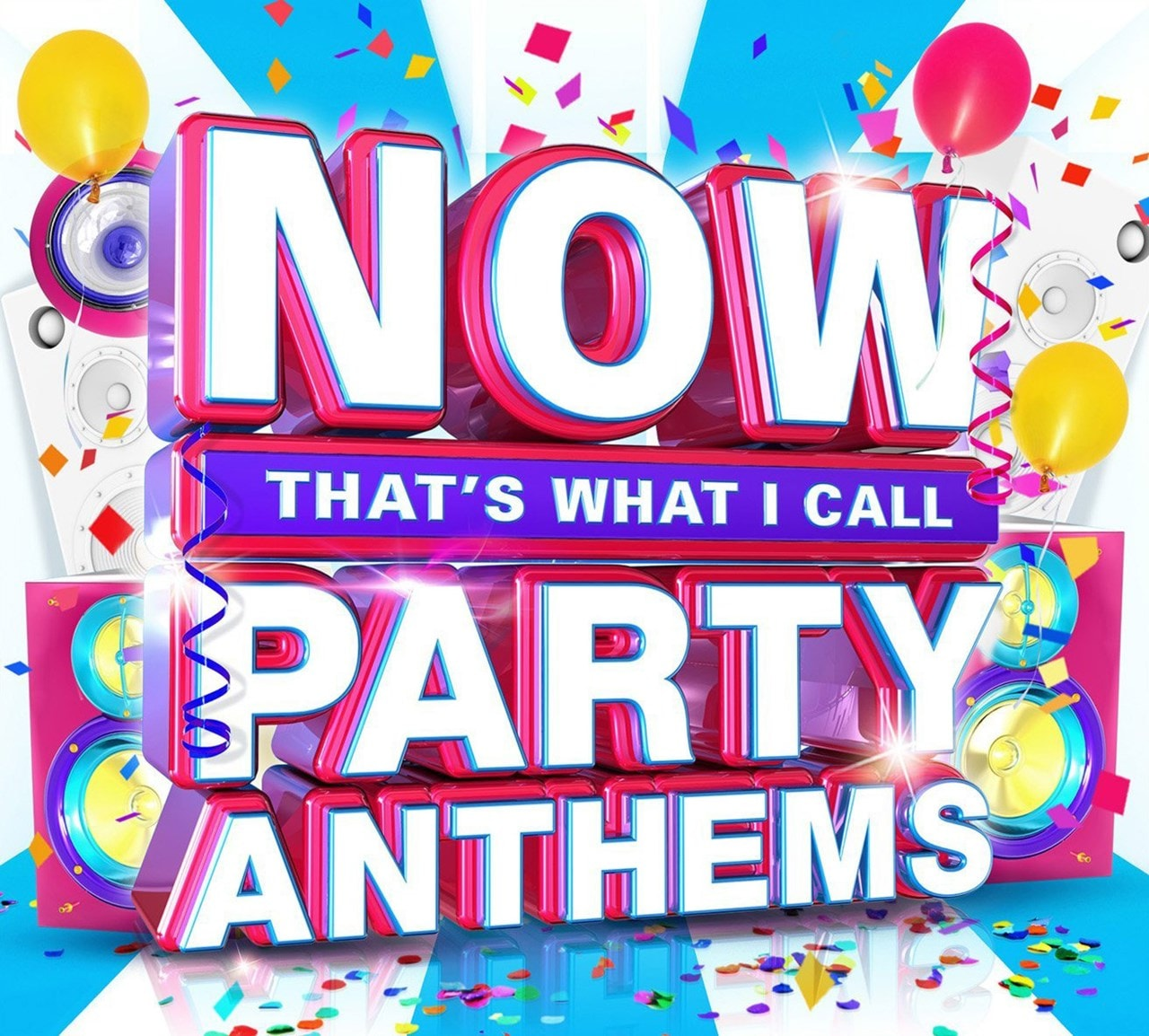 Now That's What I Call Party Anthems - 1