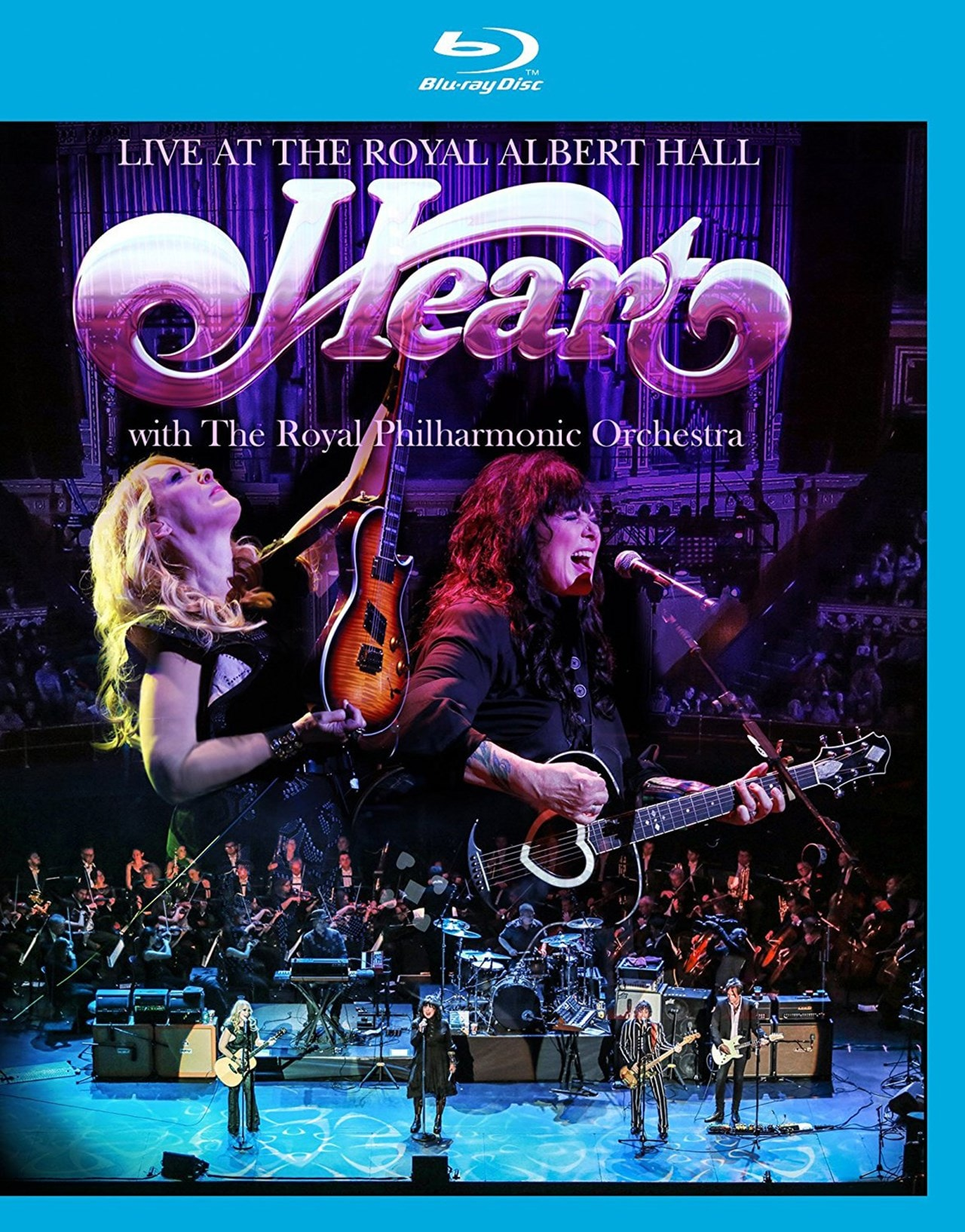Heart: Live at the Royal Albert Hall With the Royal... - 1