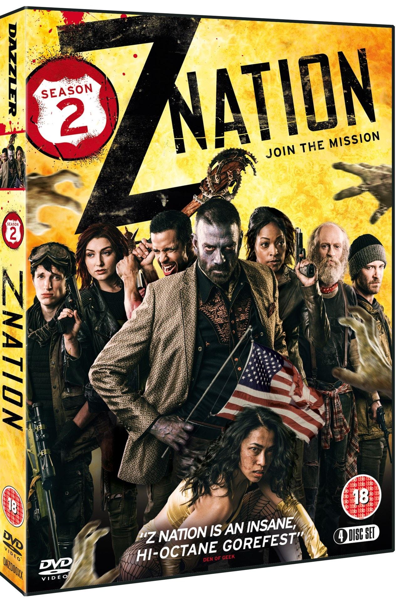Z Nation: Season Two - 2