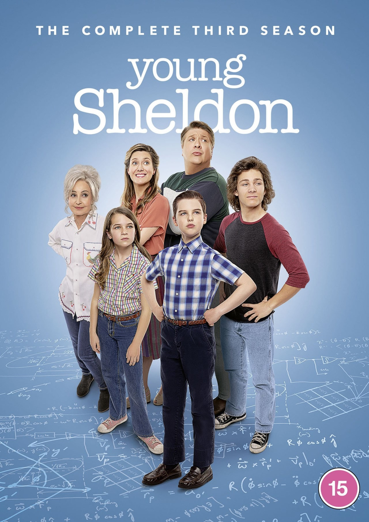 Young Sheldon: The Complete Third Season - 1