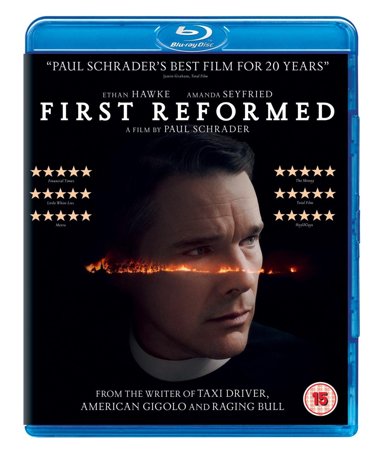 First Reformed (hmv Exclusive) - 1