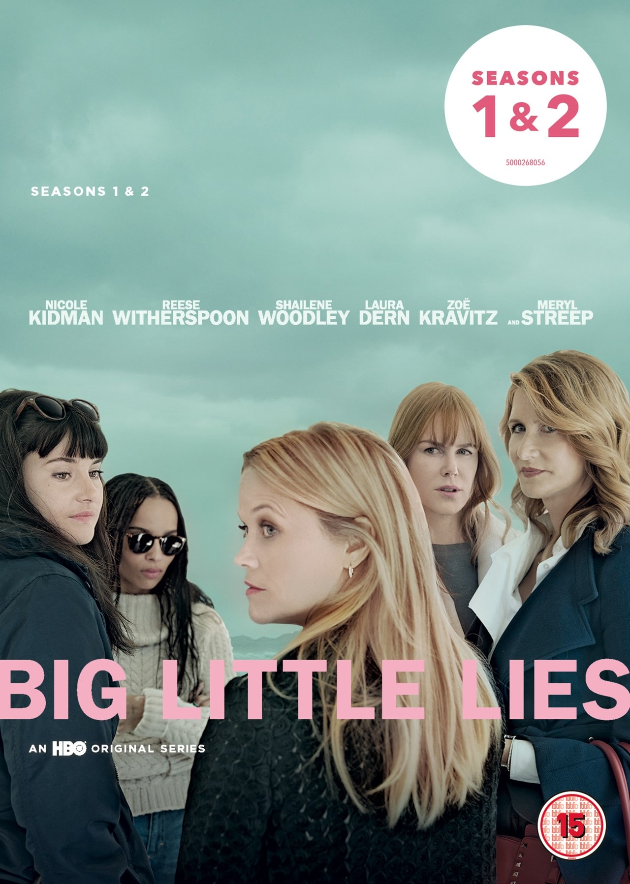 Big Little Lies: Seasons 1 & 2 - 1