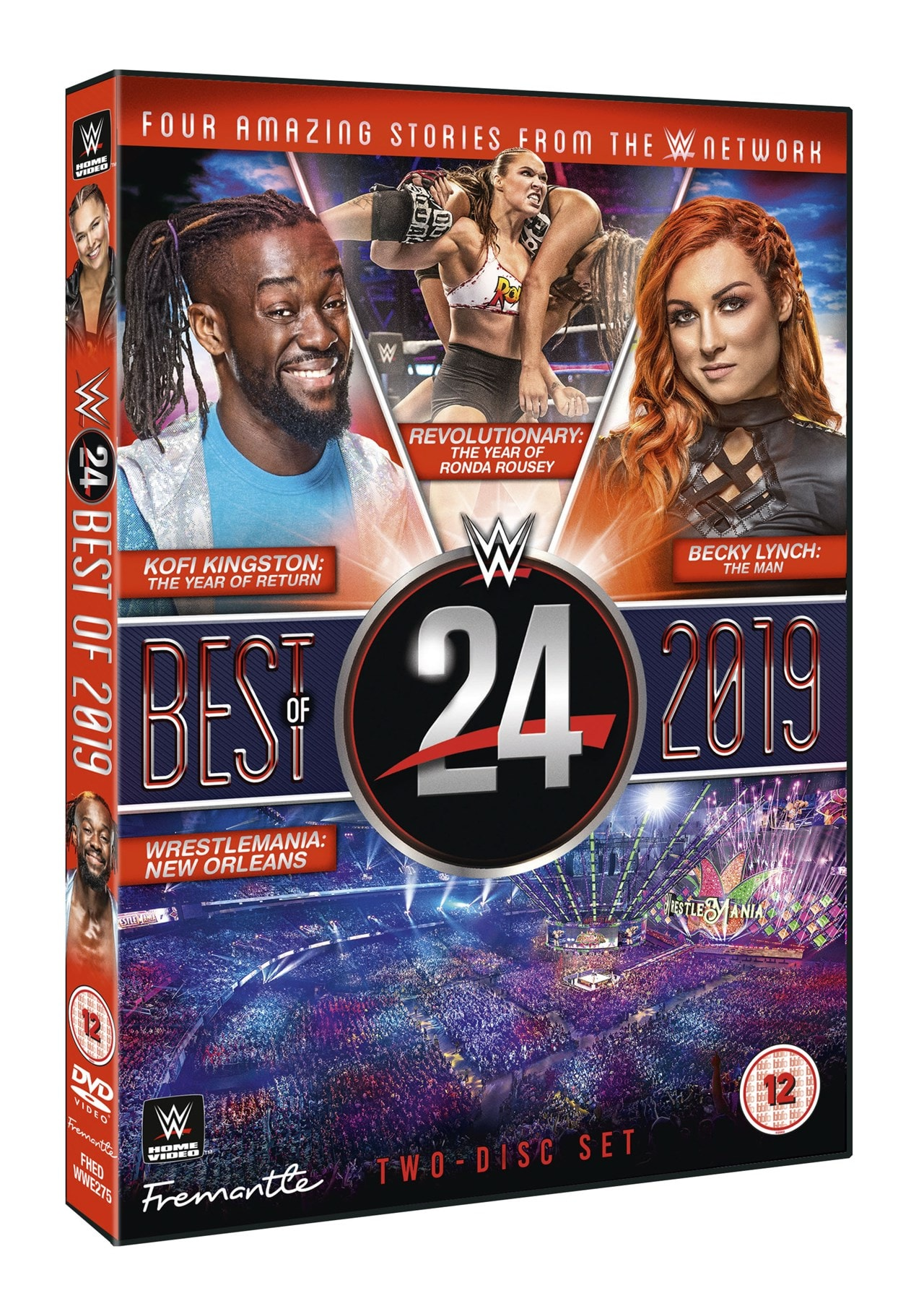 WWE: WWE24 - The Best of 2019 - 2