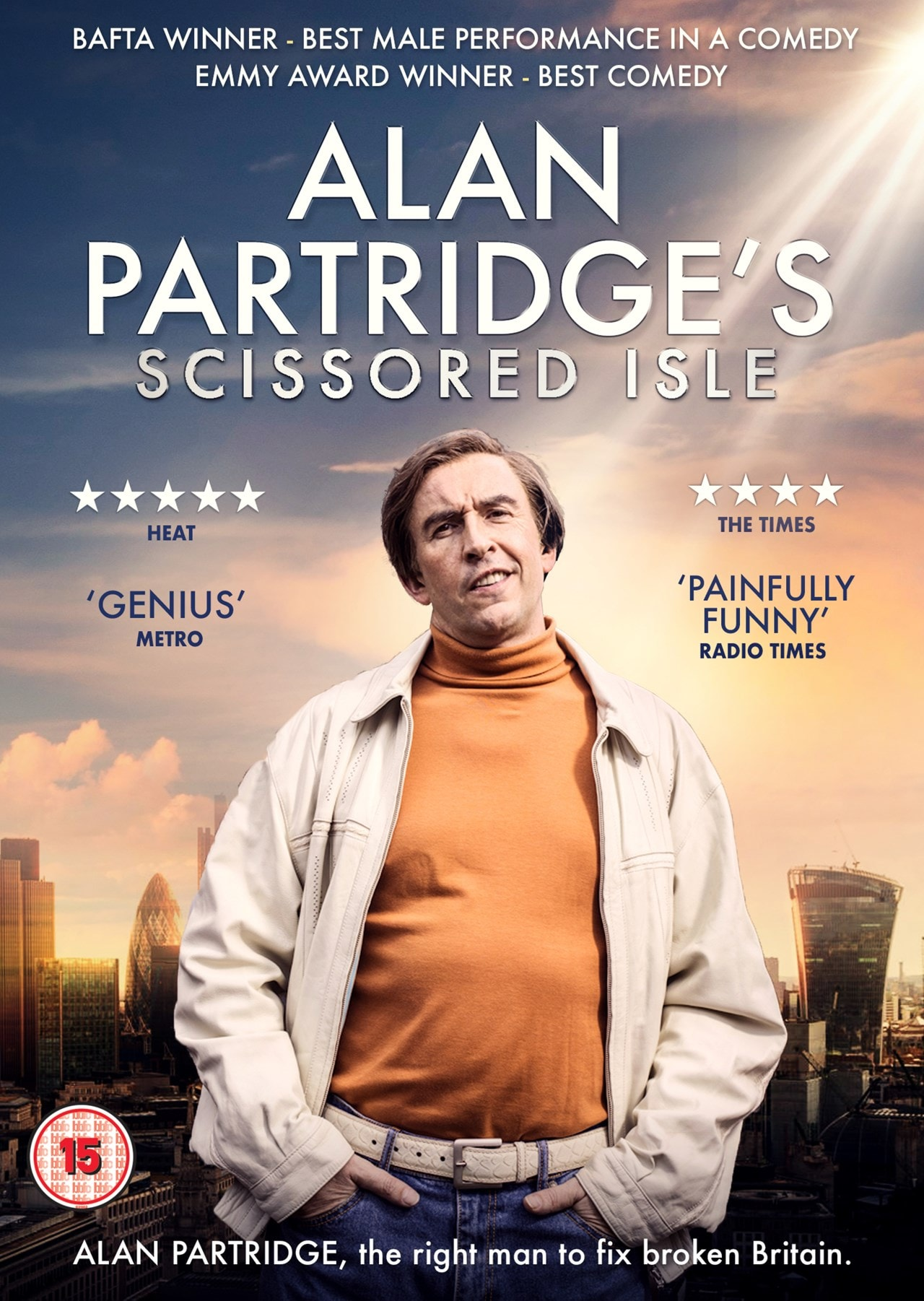 Alan Partridge's Scissored Isle - 1