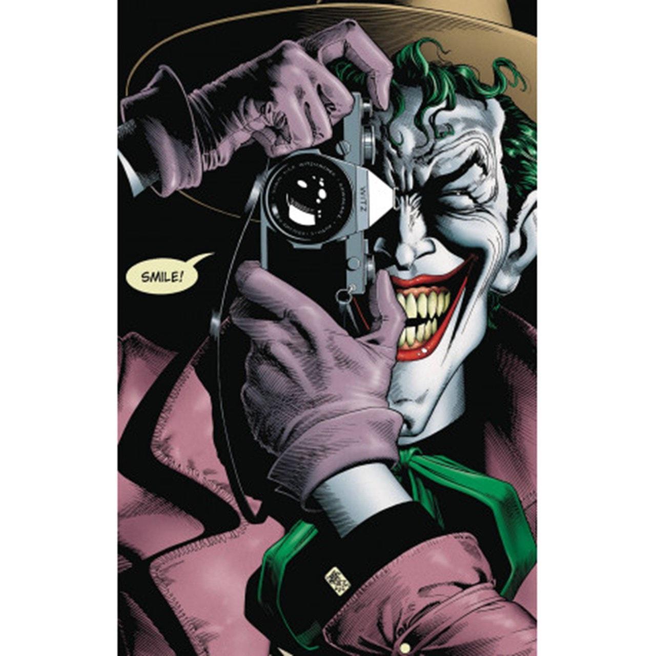 Batman Killing Joke: 30th Anniversary Edition - 1