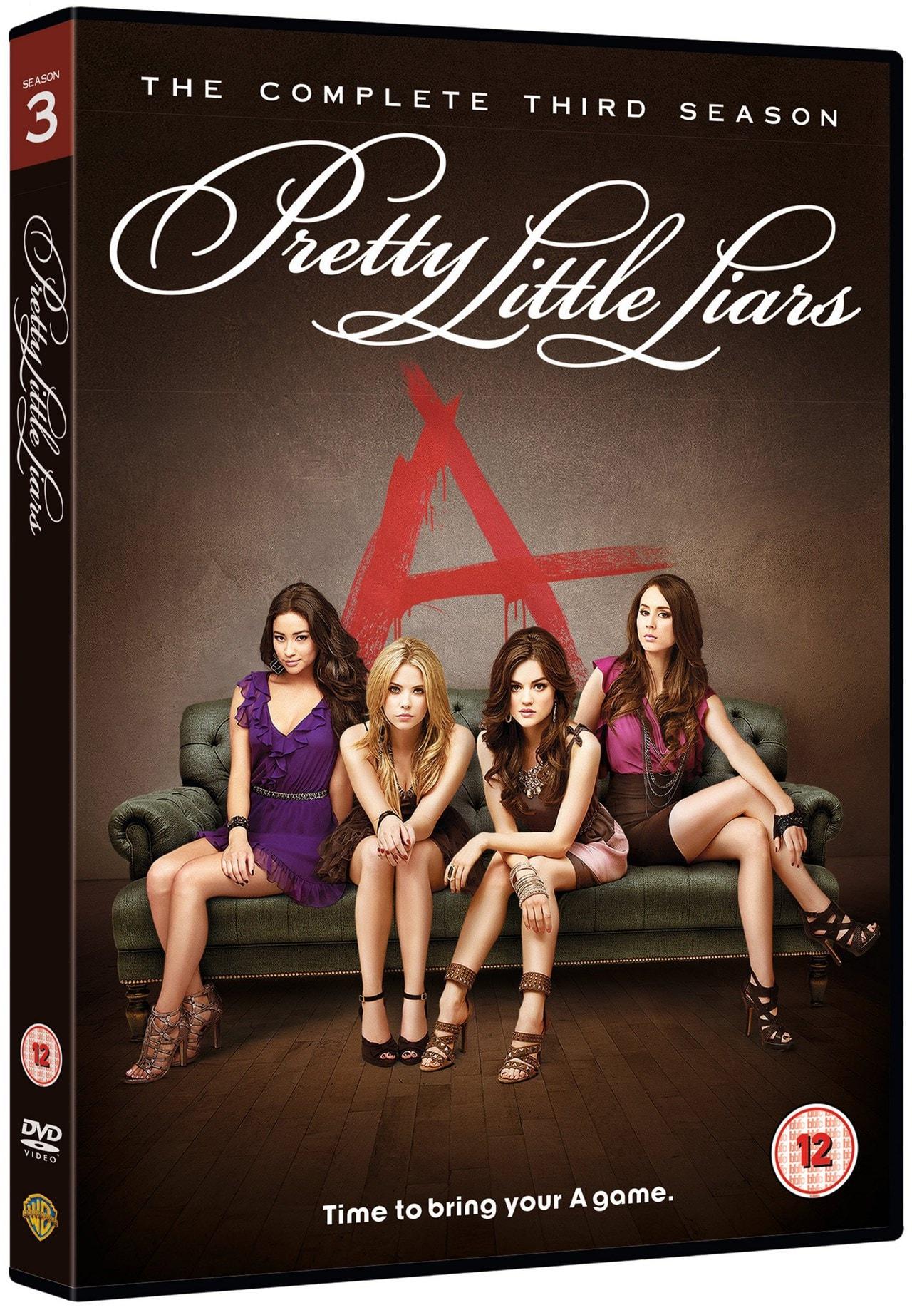 Pretty Little Liars: The Complete Third Season - 2