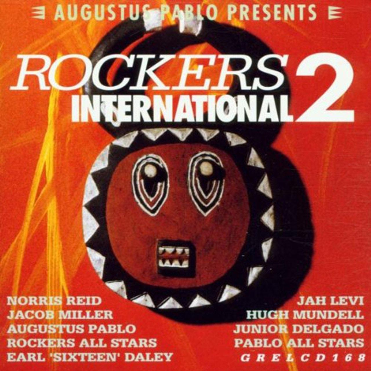 Augustus Pablo Presents Rockers International - Volume 2 - 1
