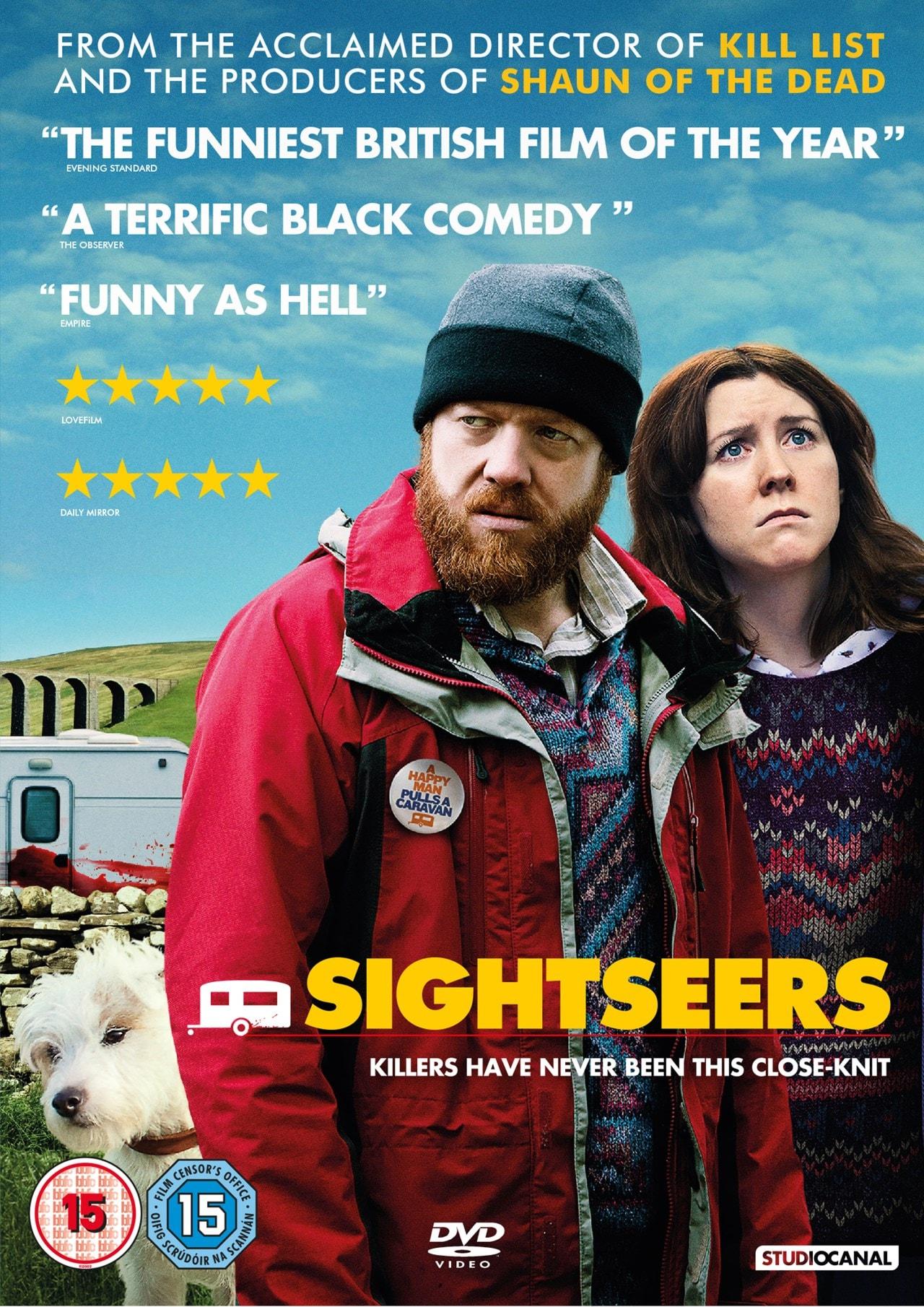 Sightseers - 1