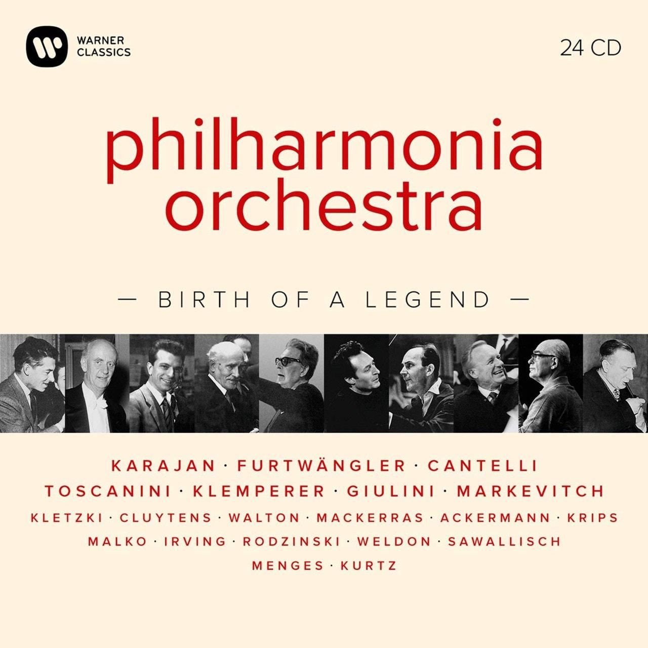 Philharmonia Orchestra: Birth of a Legend - 1