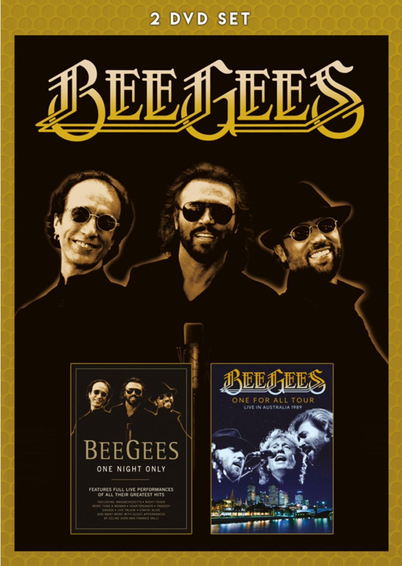 The Bee Gees: One Night Only/One for All Tour - Live in Australia - 1