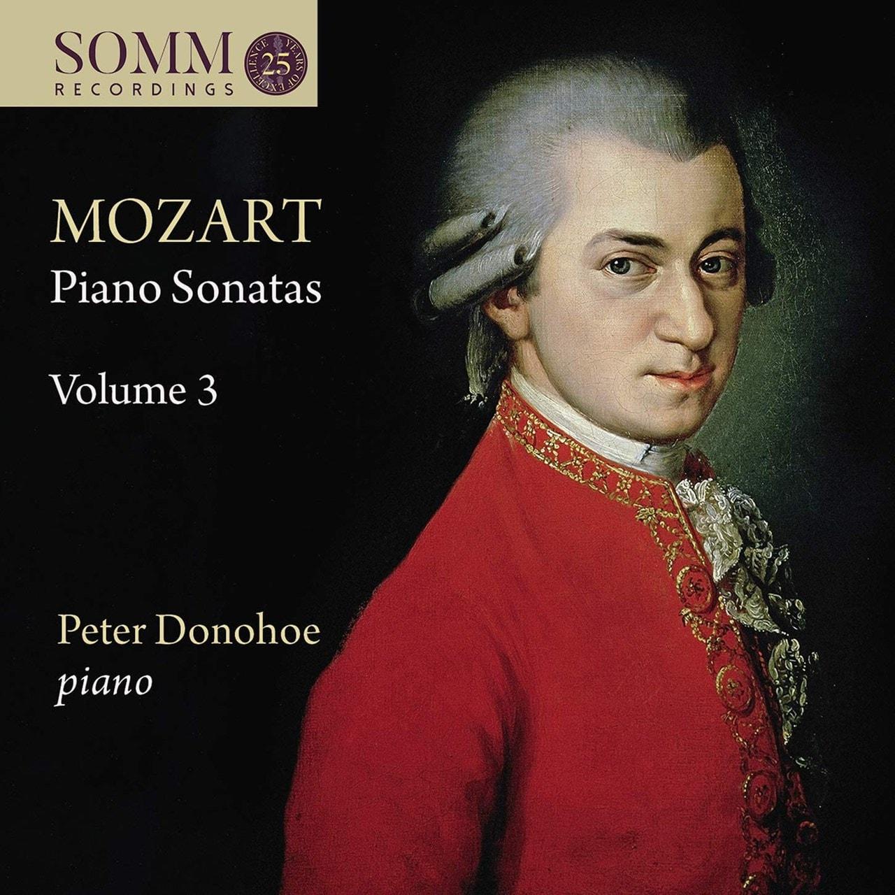 Mozart: Piano Sonatas - Volume 3 - 1
