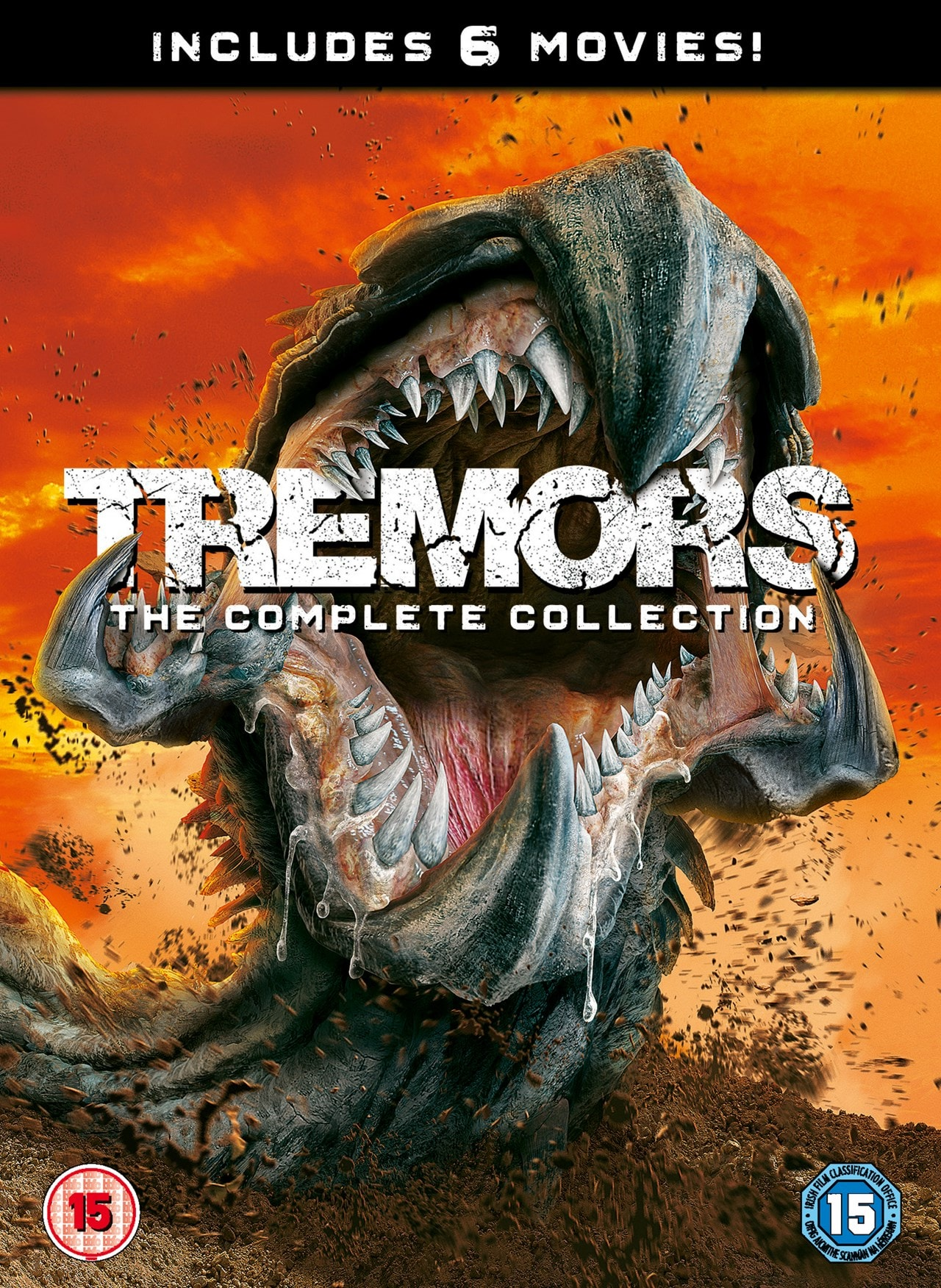 Tremors: The Complete Collection - 1