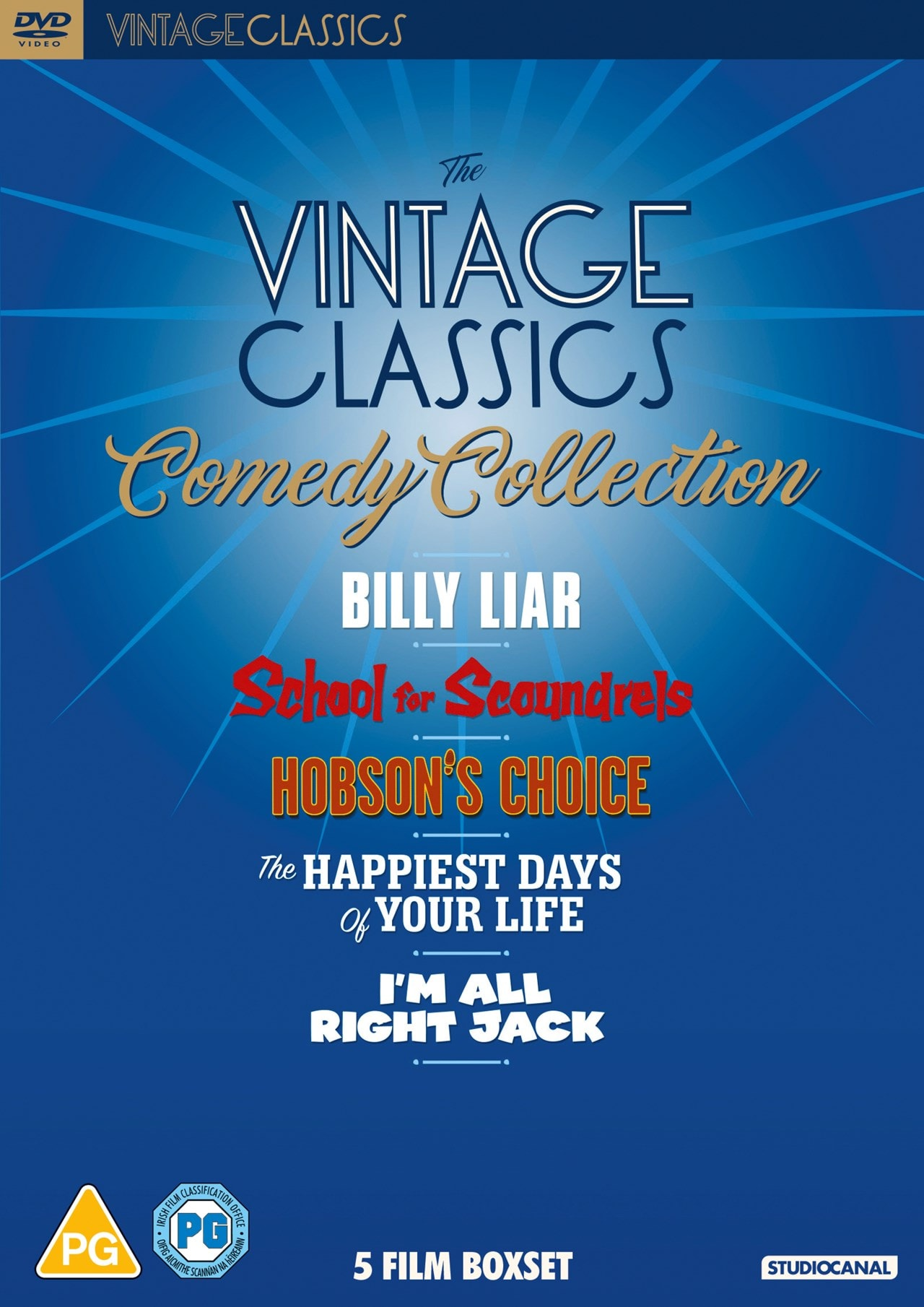 The Vintage Classics Comedy Collection - 1