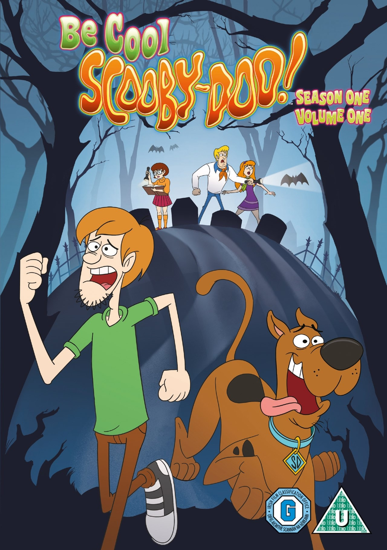 Be Cool Scooby-Doo!: Season 1 - Volume 1 - 1
