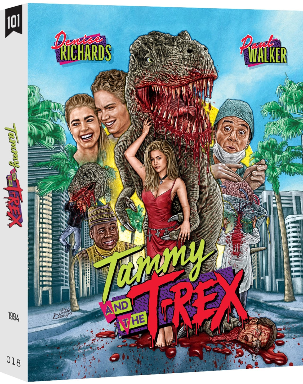 Tammy and the T-Rex - 3