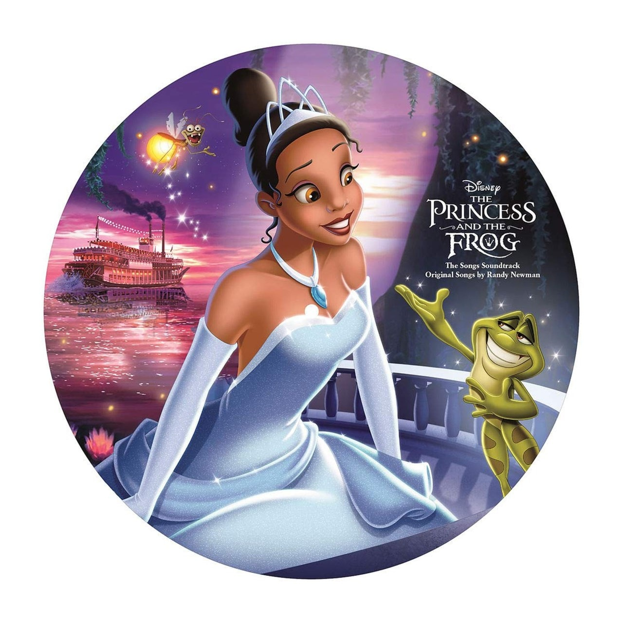 The Princess and the Frog: The Songs Soundtrack - 1