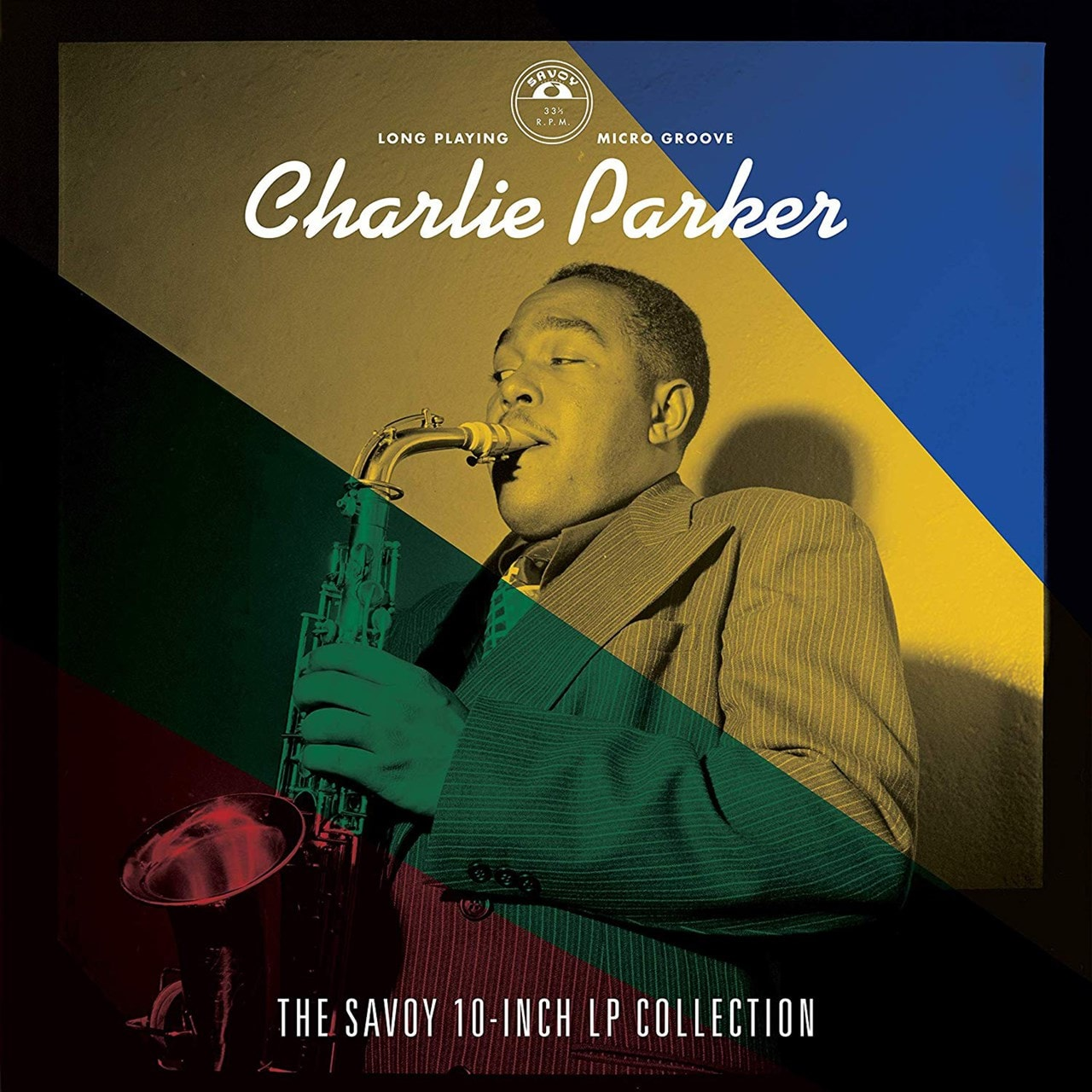 The Savoy 10-inch LP Collection - 1
