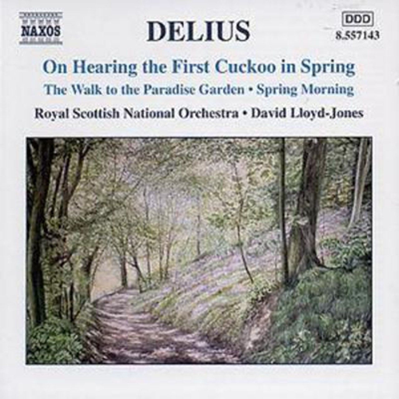 On Hearing the First Cuckoo in Spring (Lloyd-jones, Rsno) - 1