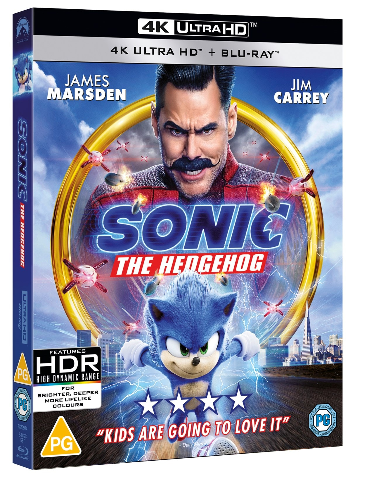 Sonic the Hedgehog - 2