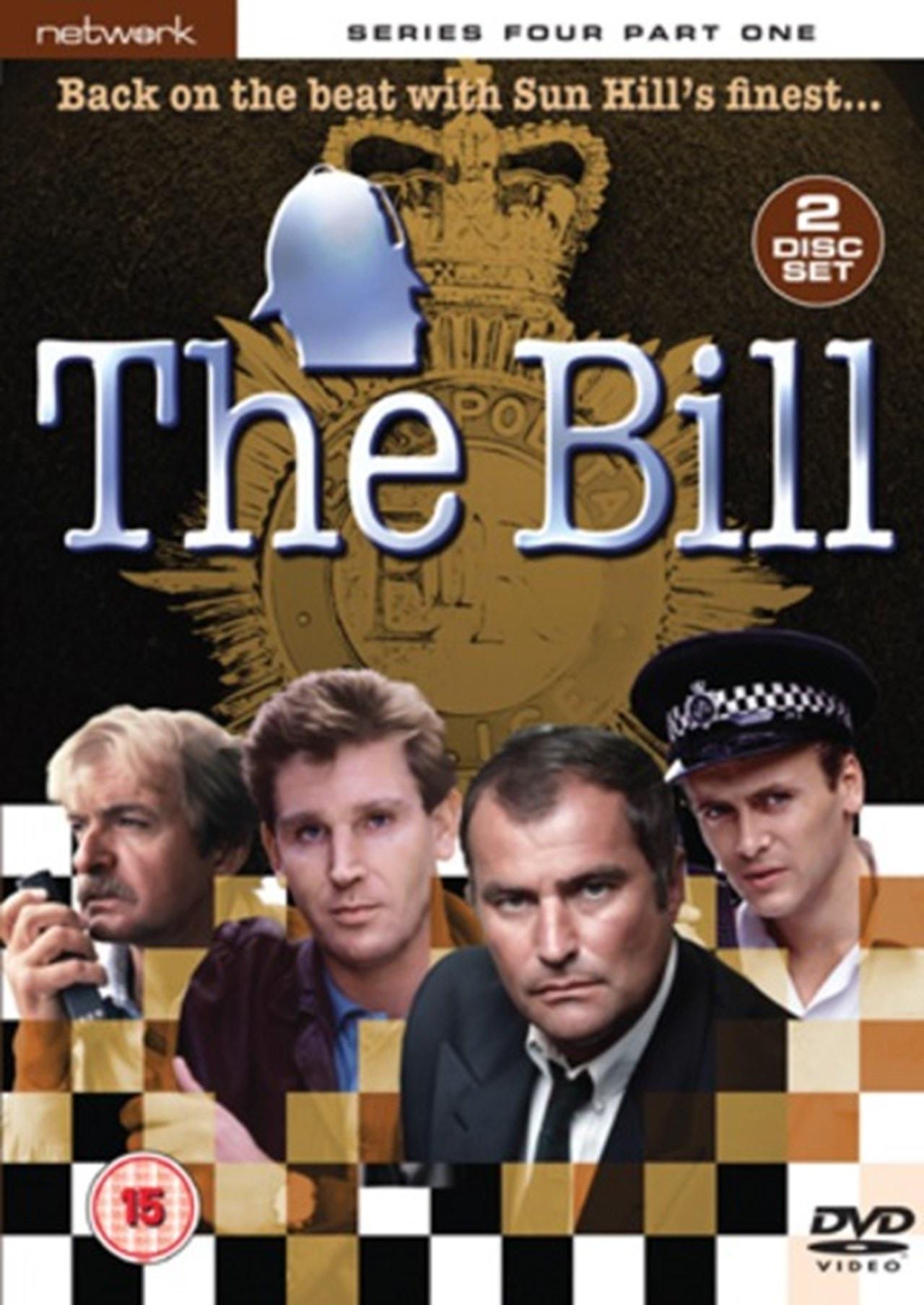 The Bill: Series 4 - Part 1 - 1