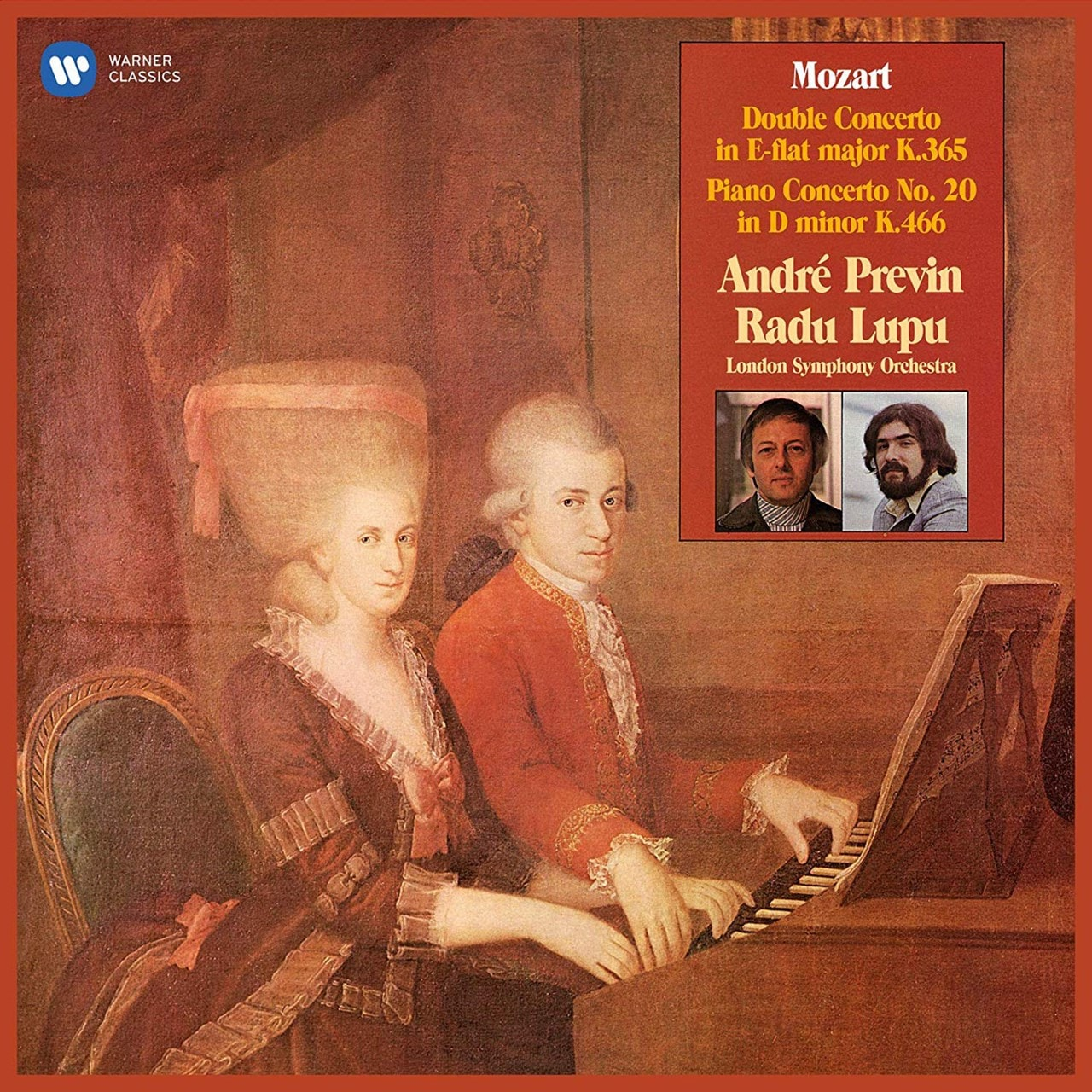 Mozart: Double Concerto in E-flat Major, K365/Piano Concerto... - 1