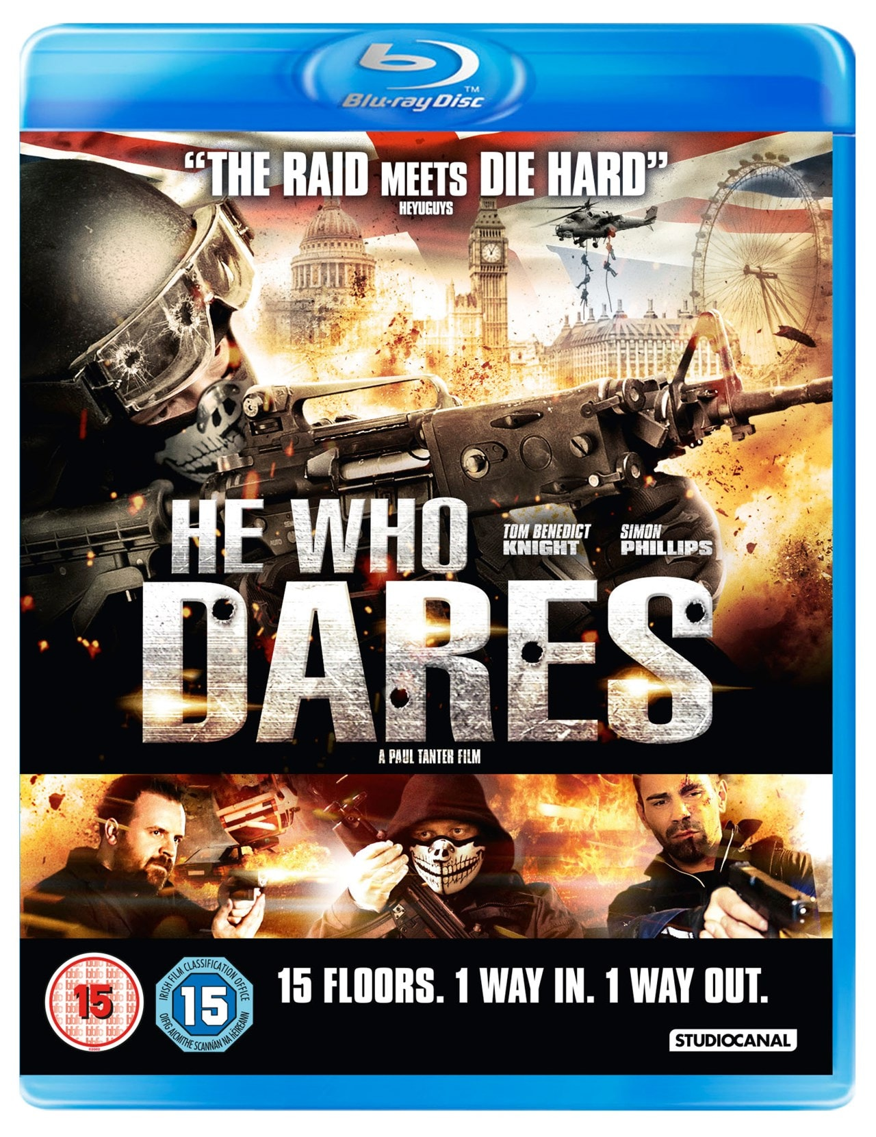 He Who Dares - 1