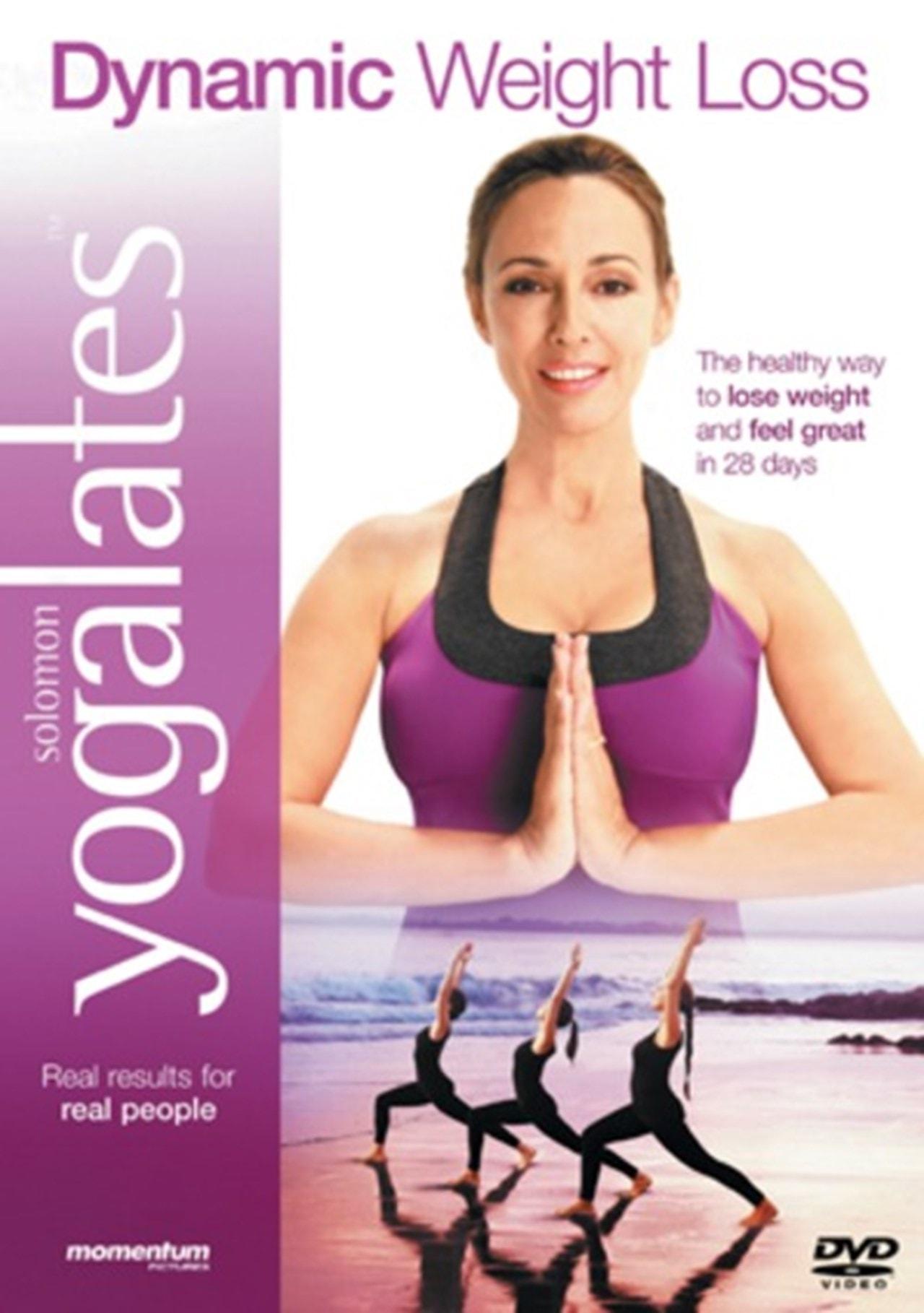Yogalates: 8 - Dynamic Weight Loss - 1