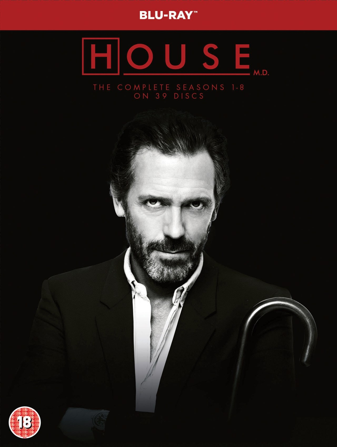 House: The Complete Seasons 1-8 - 1