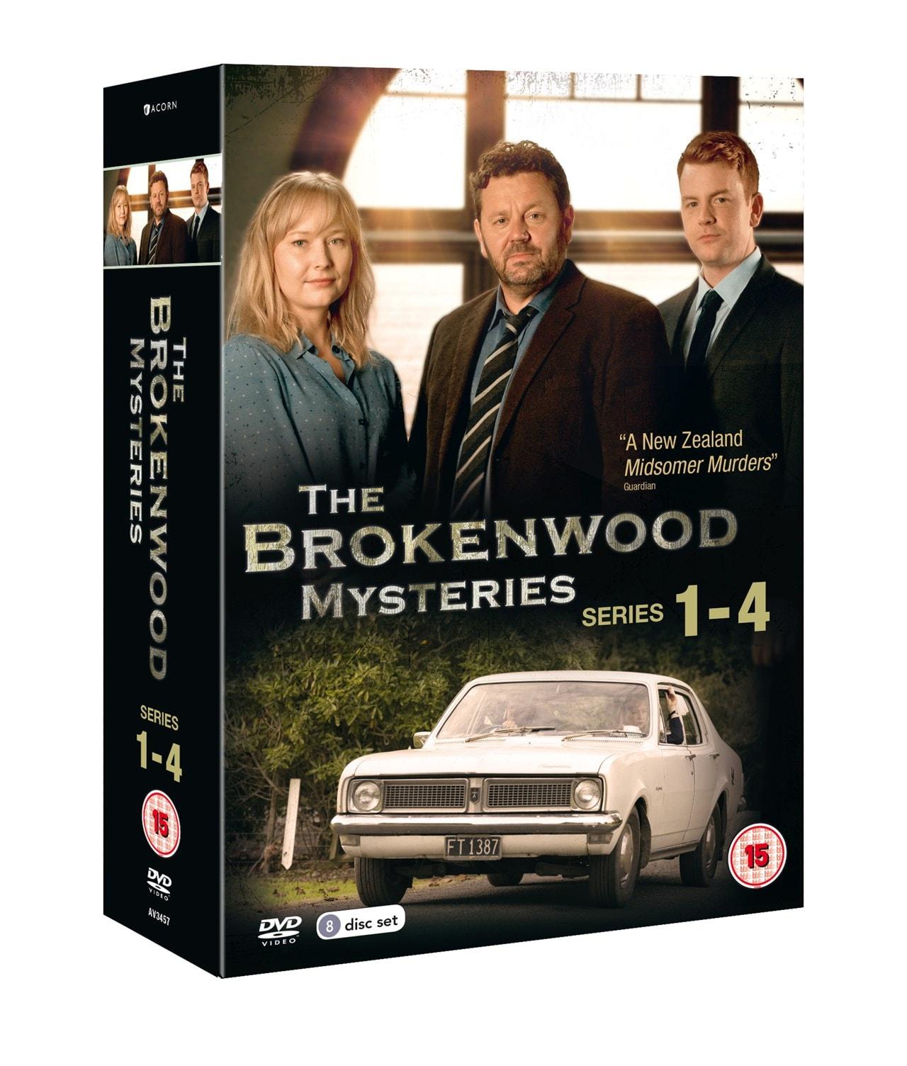 The Brokenwood Mysteries: Series 1-4 - 2