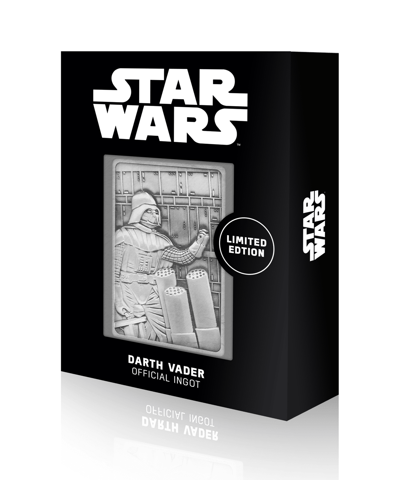 Darth Vader Bespin Scene: Star Wars Limited Edition Ingot Collectible - 1