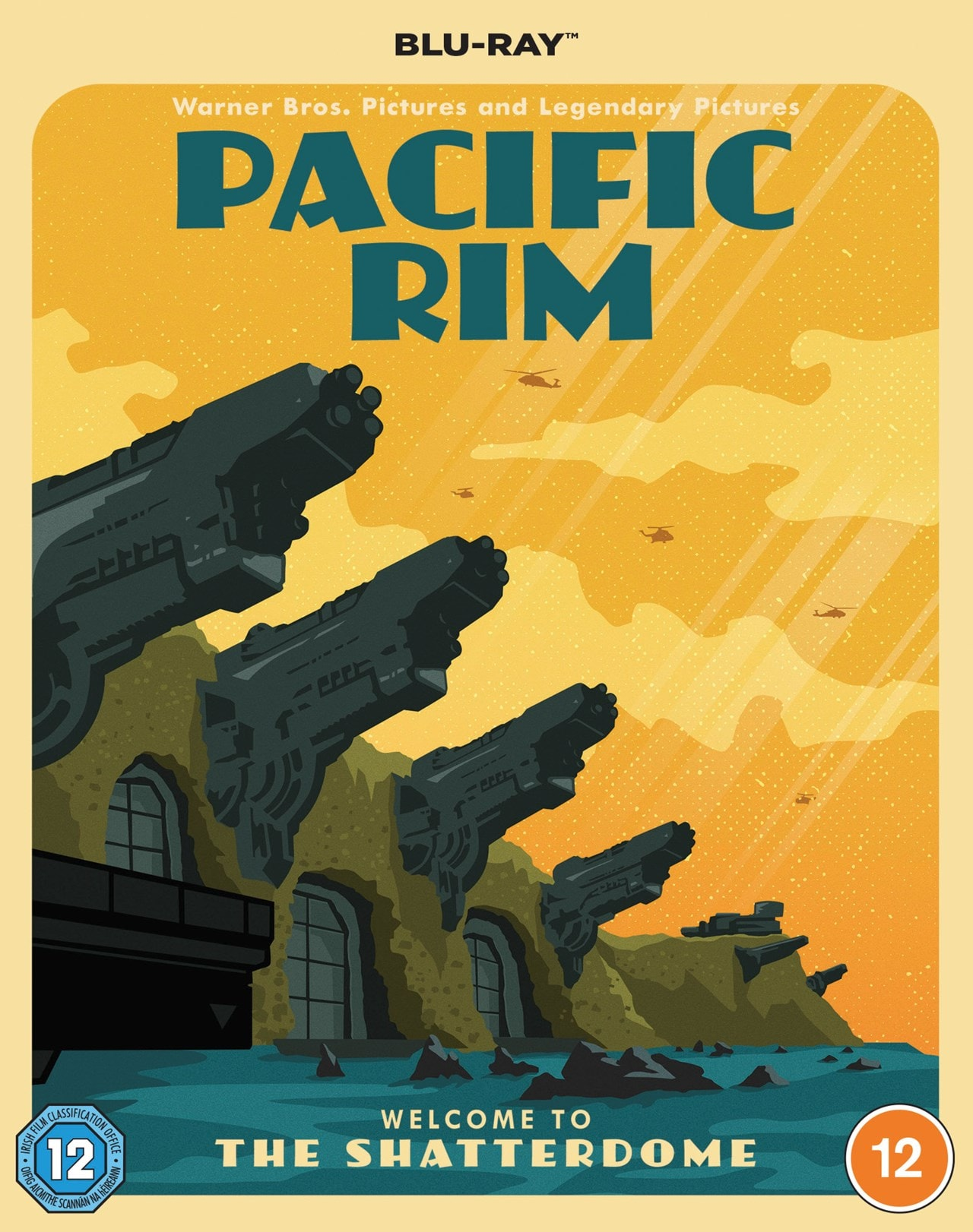 Pacific Rim - Travel Poster Edition - 2