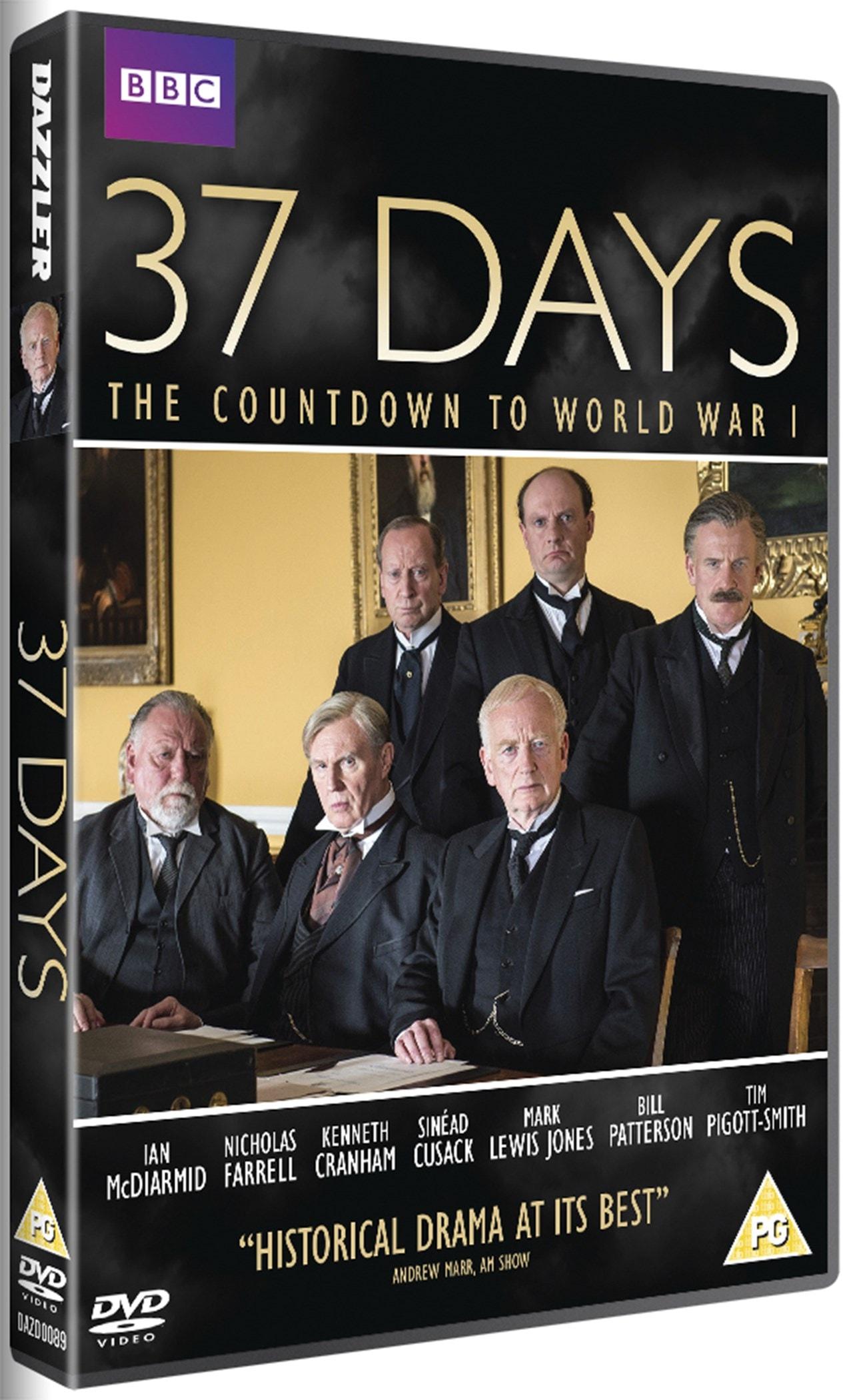 37 Days - The Countdown to World War I - 2