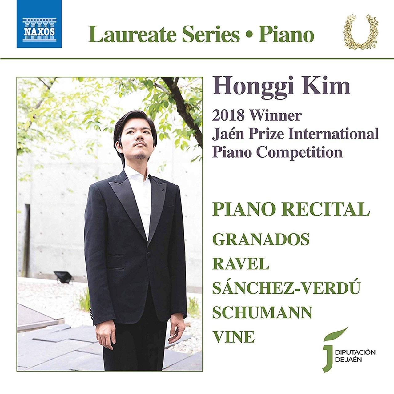Honggi Kim: Piano Recital - 1