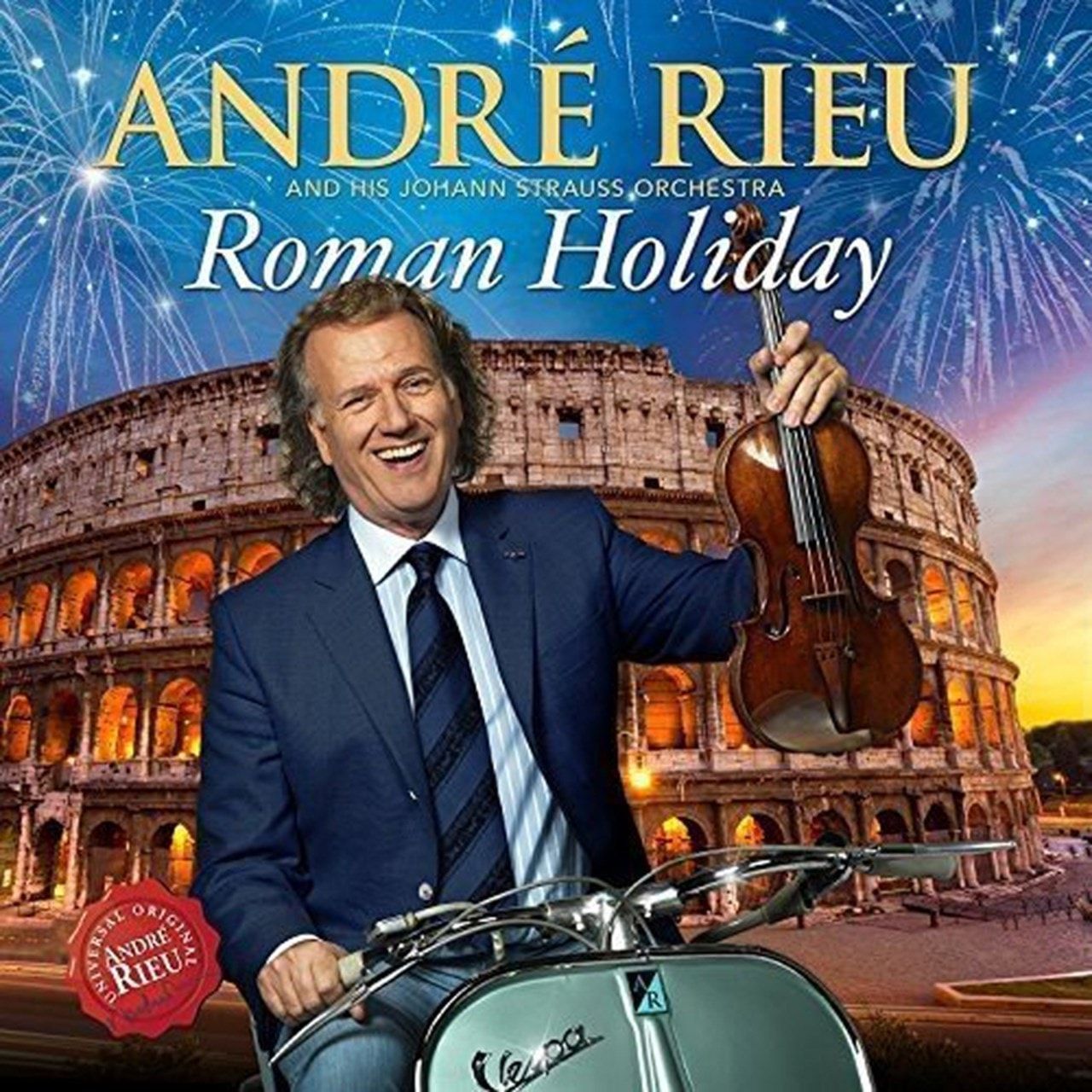 Andre Rieu and His Johann Strauss Orchestra: Roman Holiday - 1