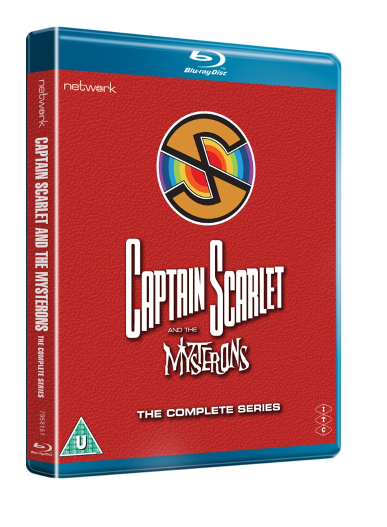 Captain Scarlet and the Mysterons: The Complete Series - 2