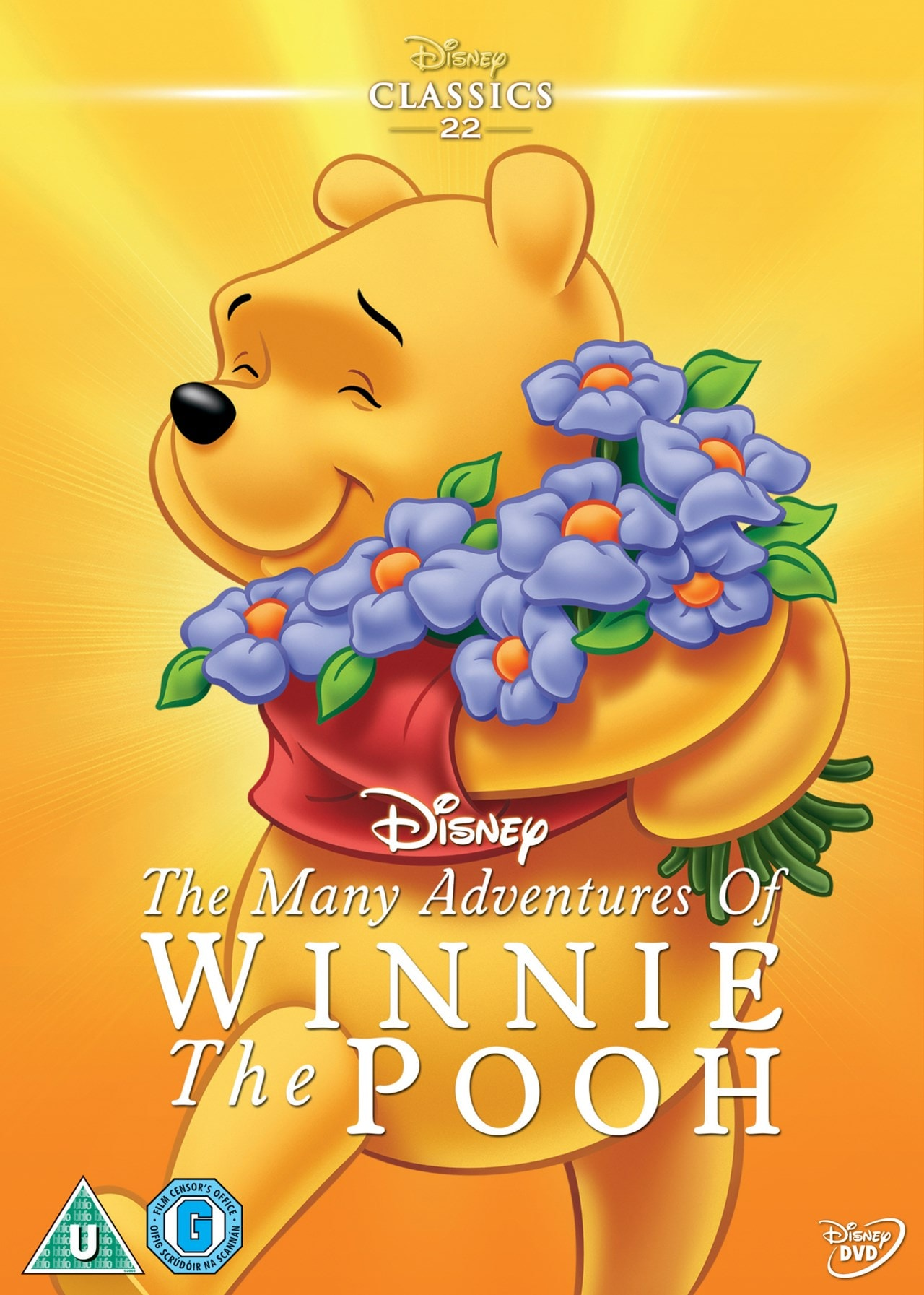 Winnie the Pooh: The Many Adventures of Winnie the Pooh - 1