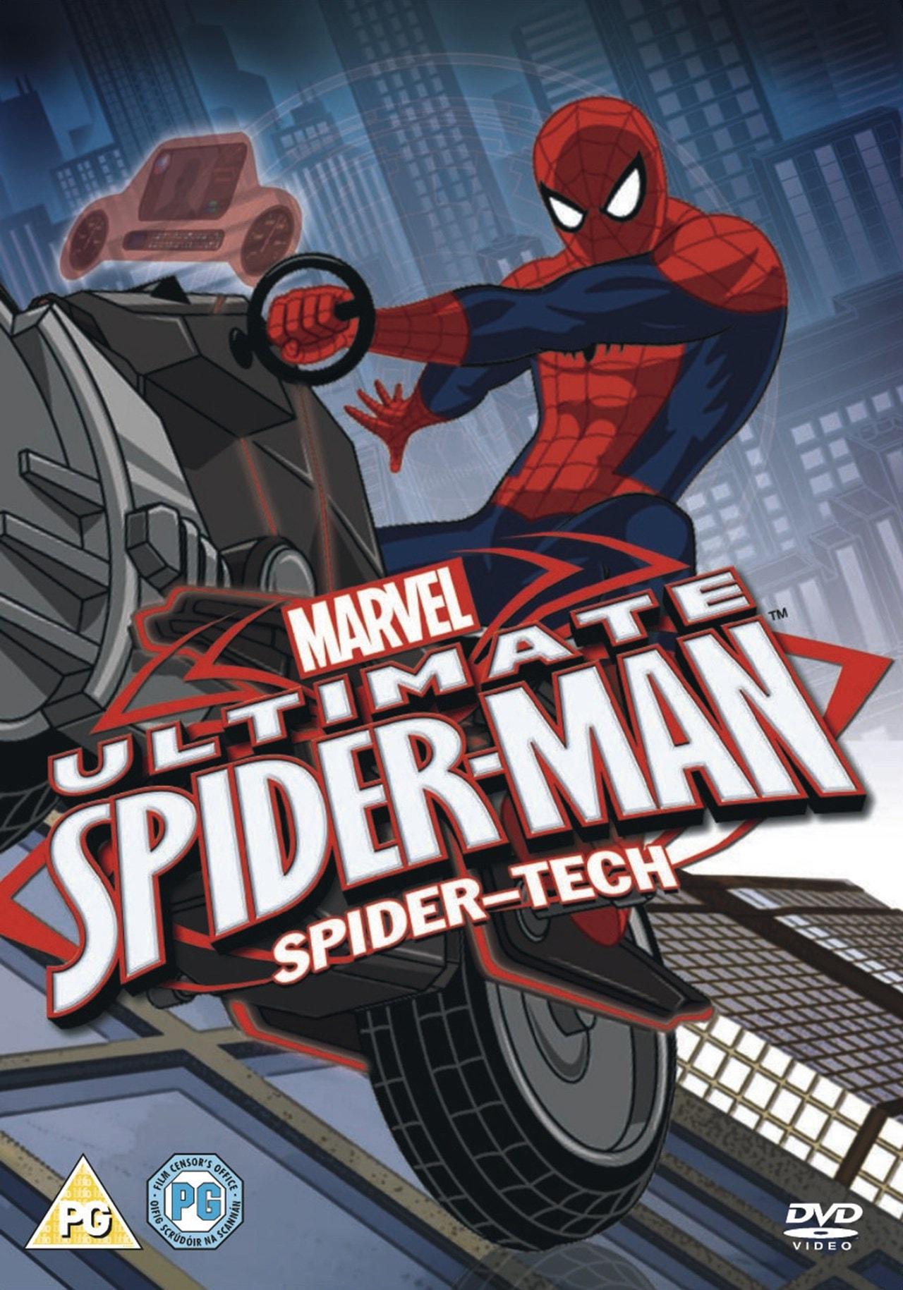 Ultimate Spider-Man: Spider-tech - 1