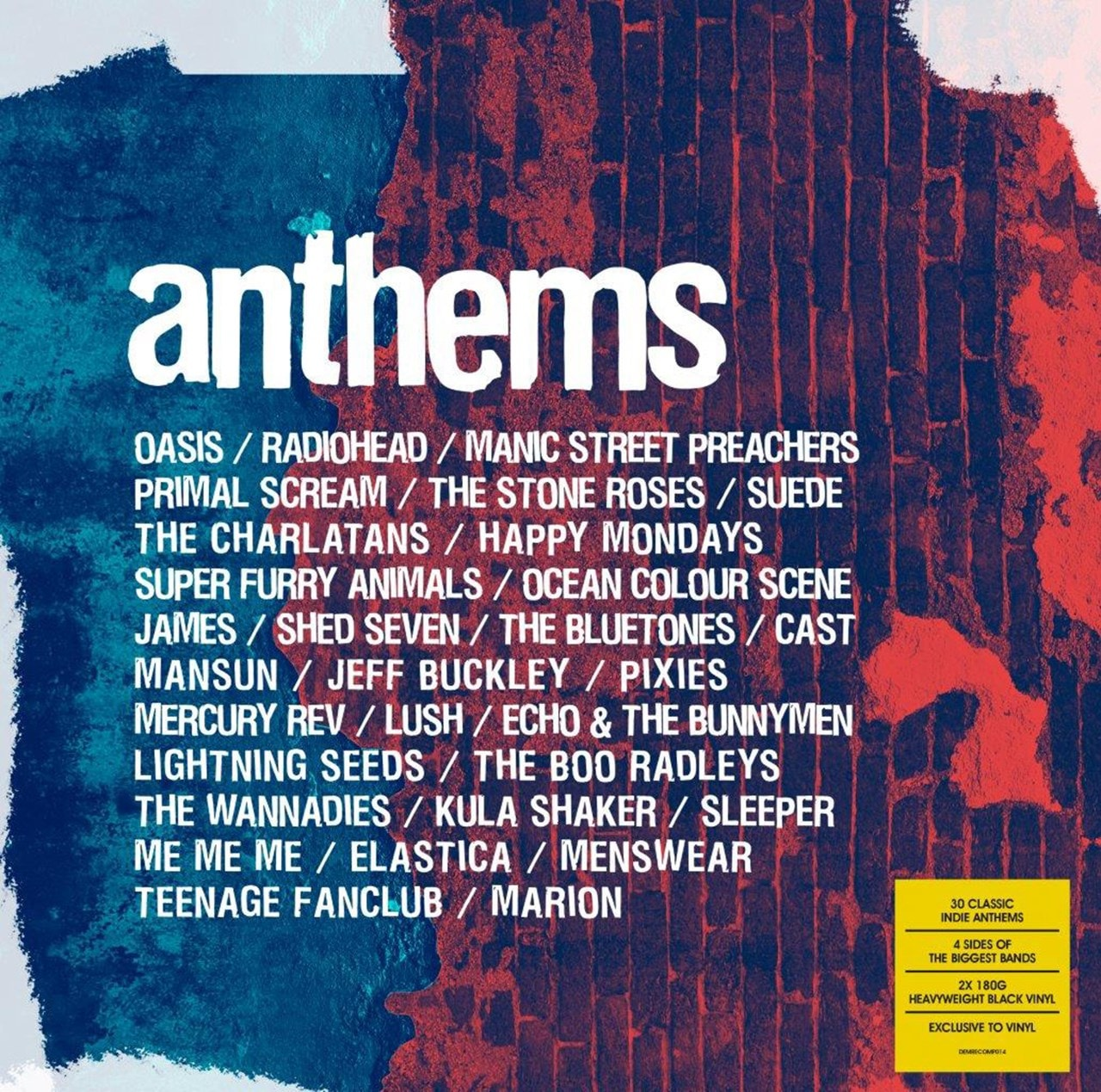Anthems - 1