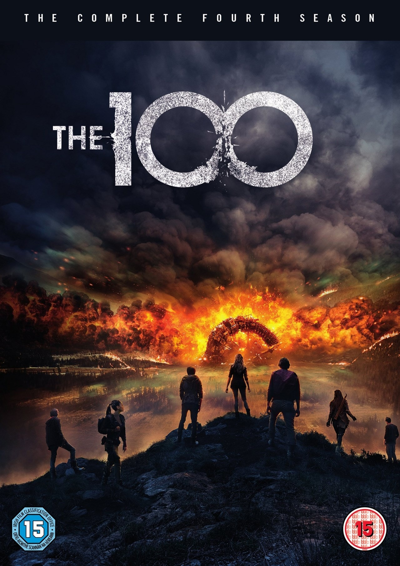 The 100: The Complete Fourth Season - 1