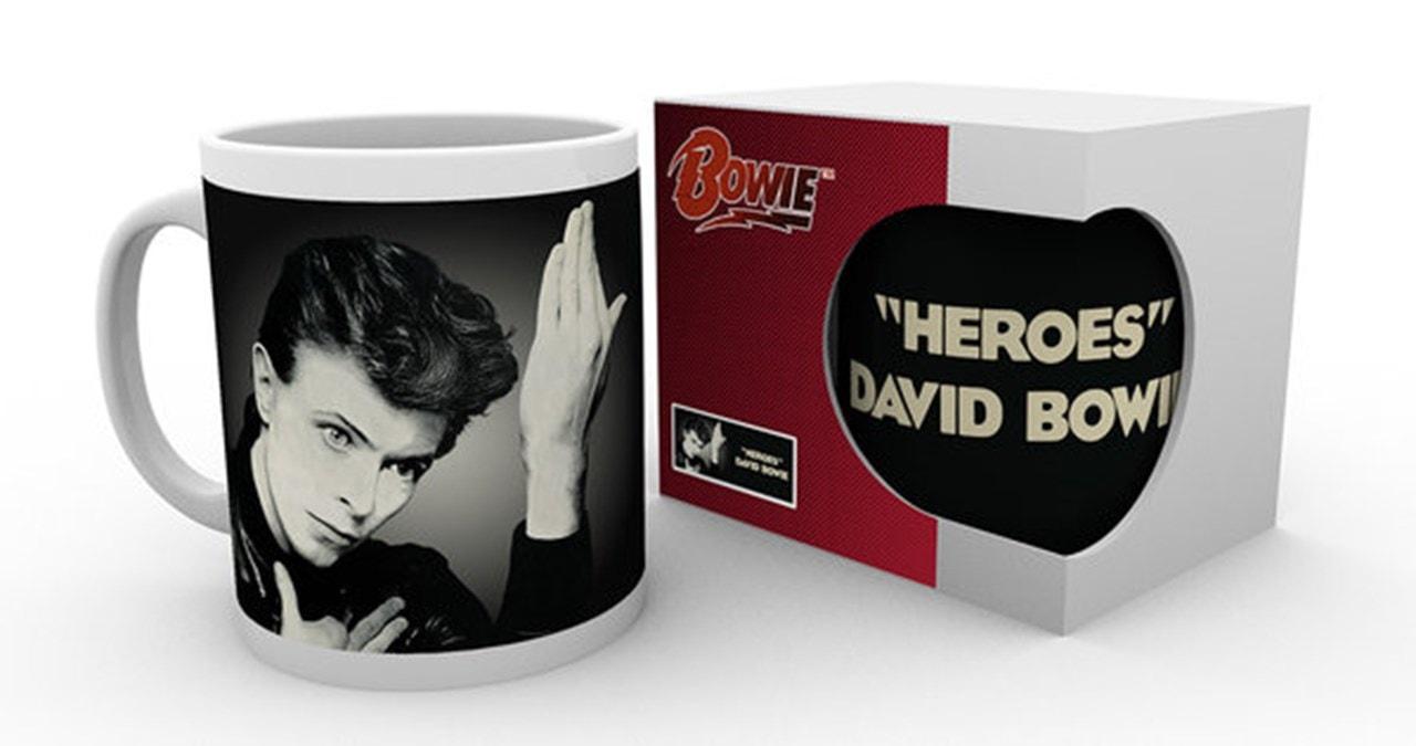 David Bowie Heroes Mug - 1
